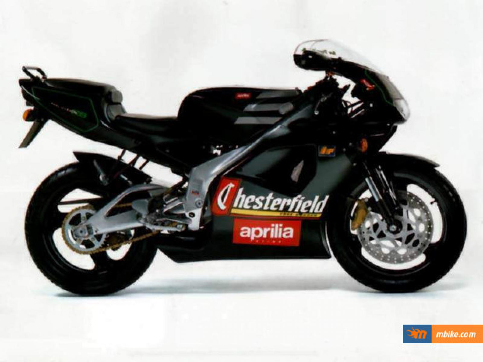 2001 aprilia rs 125 moto zombdrive com. Black Bedroom Furniture Sets. Home Design Ideas