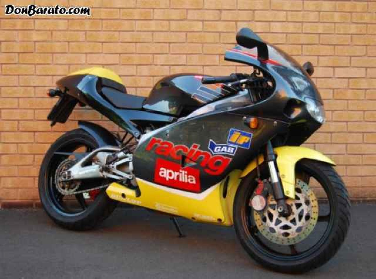 2004 aprilia rs 125 replica moto zombdrive com. Black Bedroom Furniture Sets. Home Design Ideas