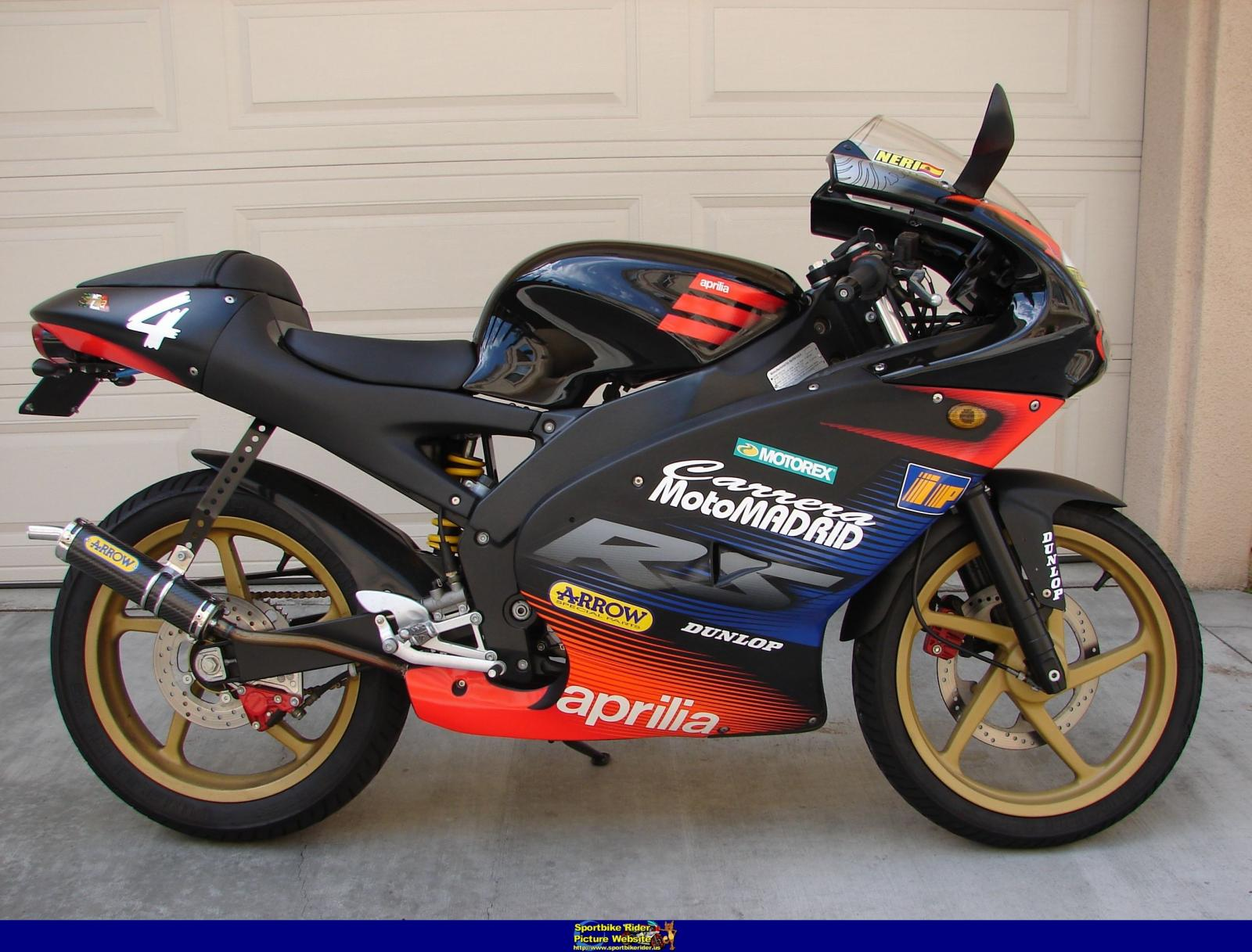 2004 aprilia rs 50 replica moto zombdrive com. Black Bedroom Furniture Sets. Home Design Ideas