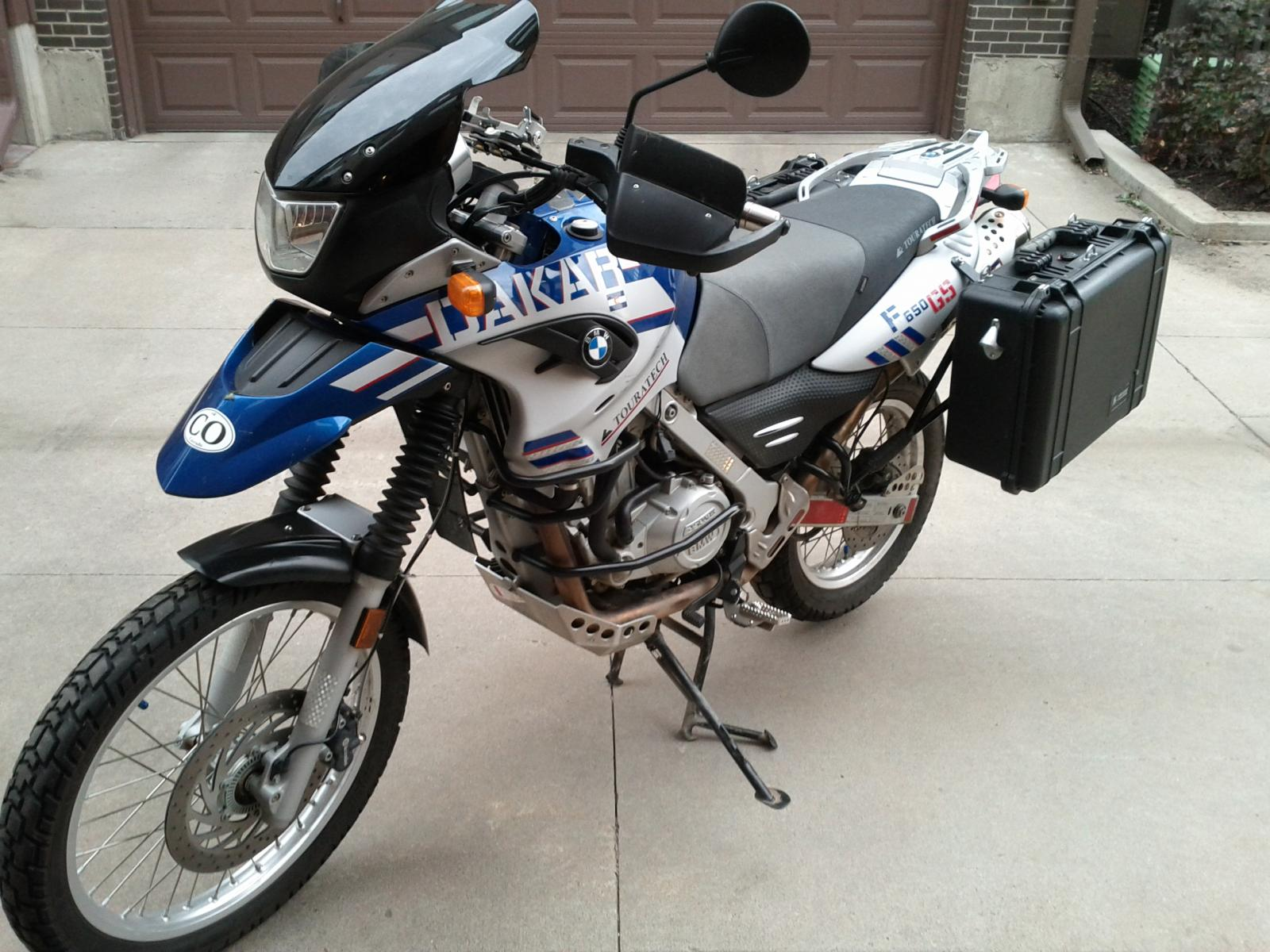 2005 bmw f650gs dakar moto zombdrive com. Black Bedroom Furniture Sets. Home Design Ideas