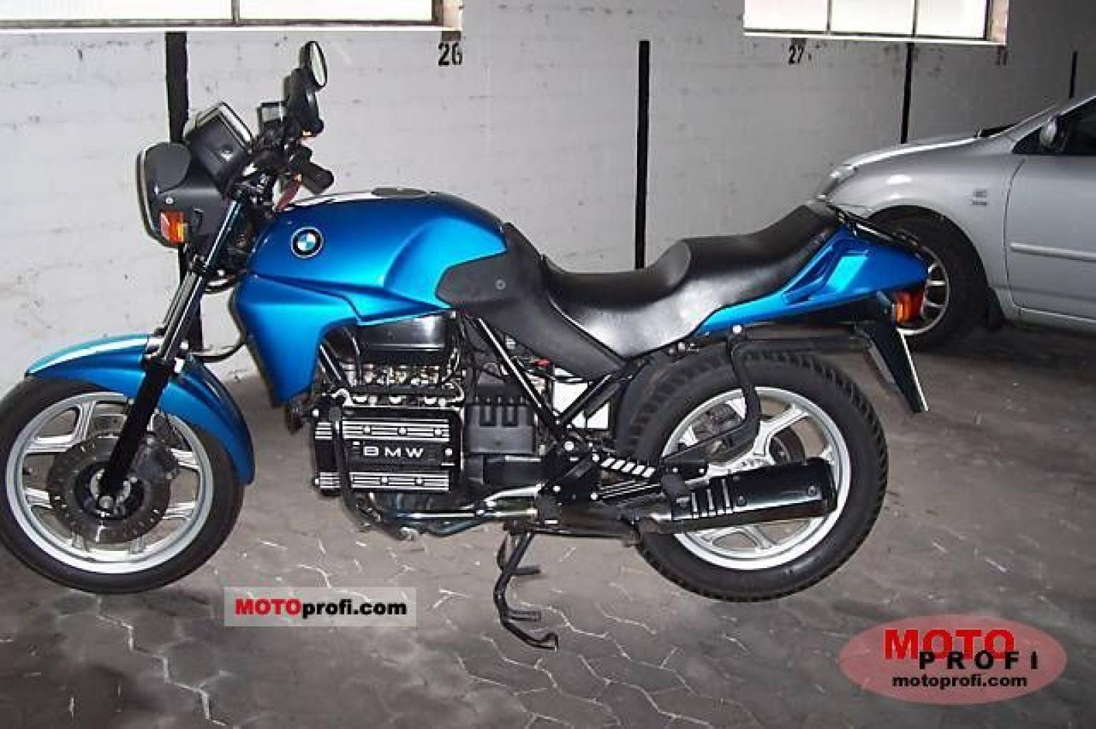 1992 bmw k75 moto zombdrive com. Black Bedroom Furniture Sets. Home Design Ideas