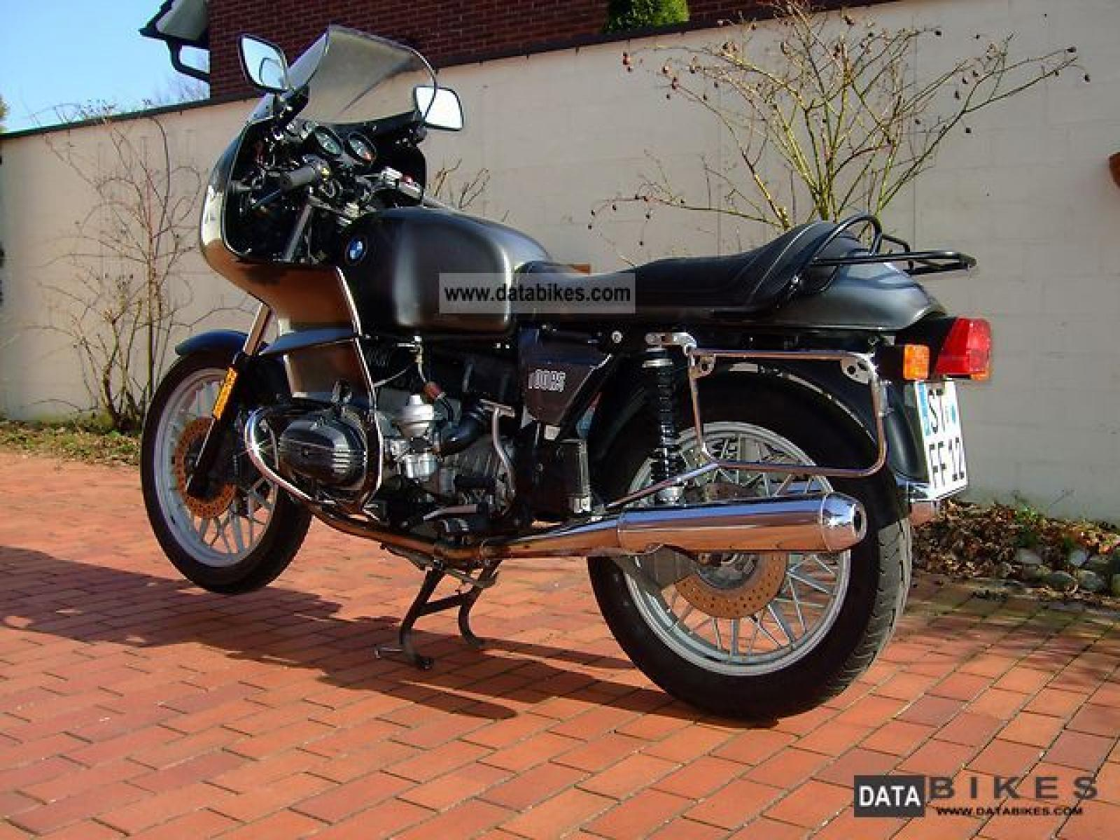 1982 bmw r100rs moto zombdrive com. Black Bedroom Furniture Sets. Home Design Ideas
