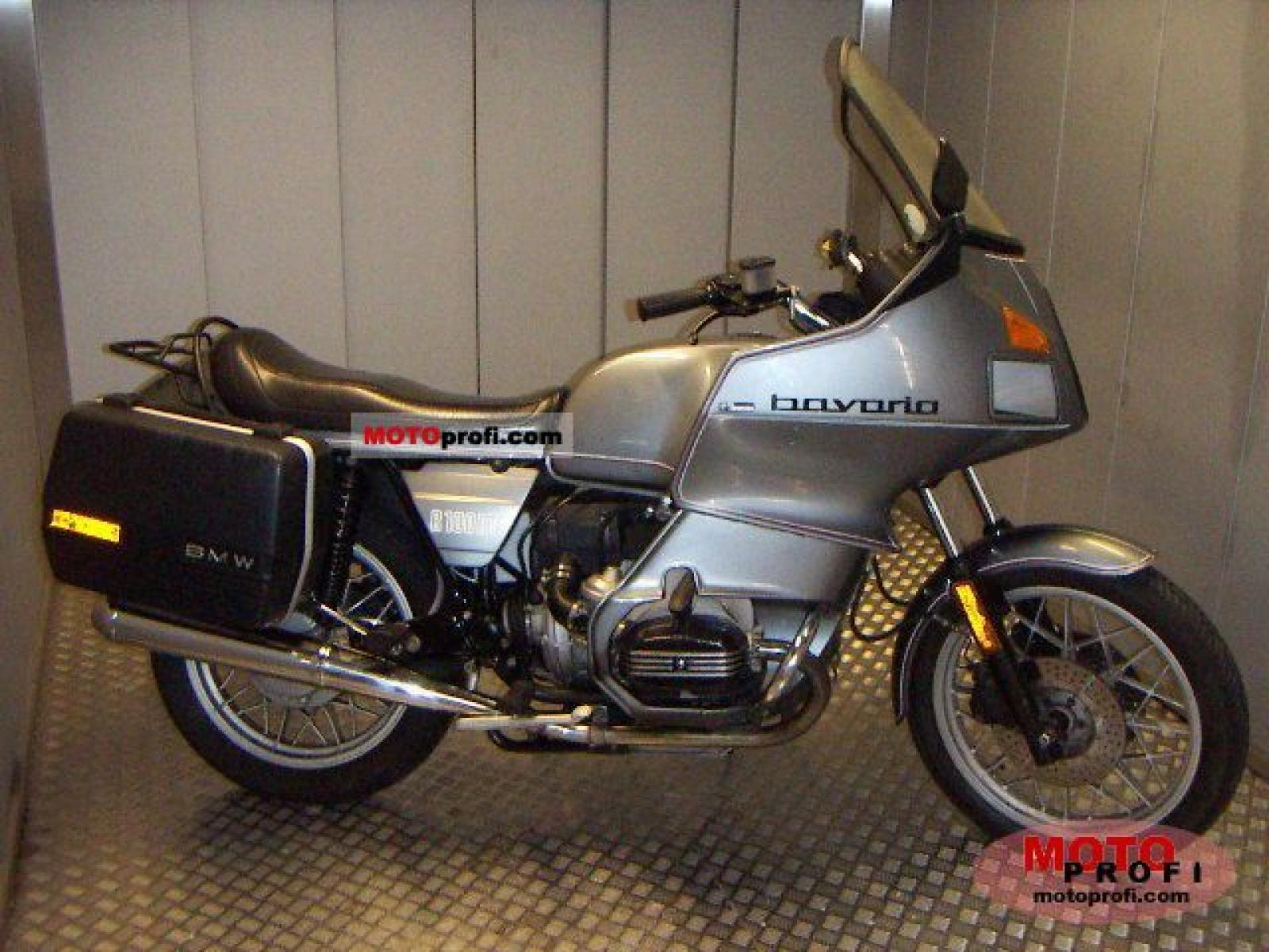 1983 bmw r100rt moto zombdrive com. Black Bedroom Furniture Sets. Home Design Ideas