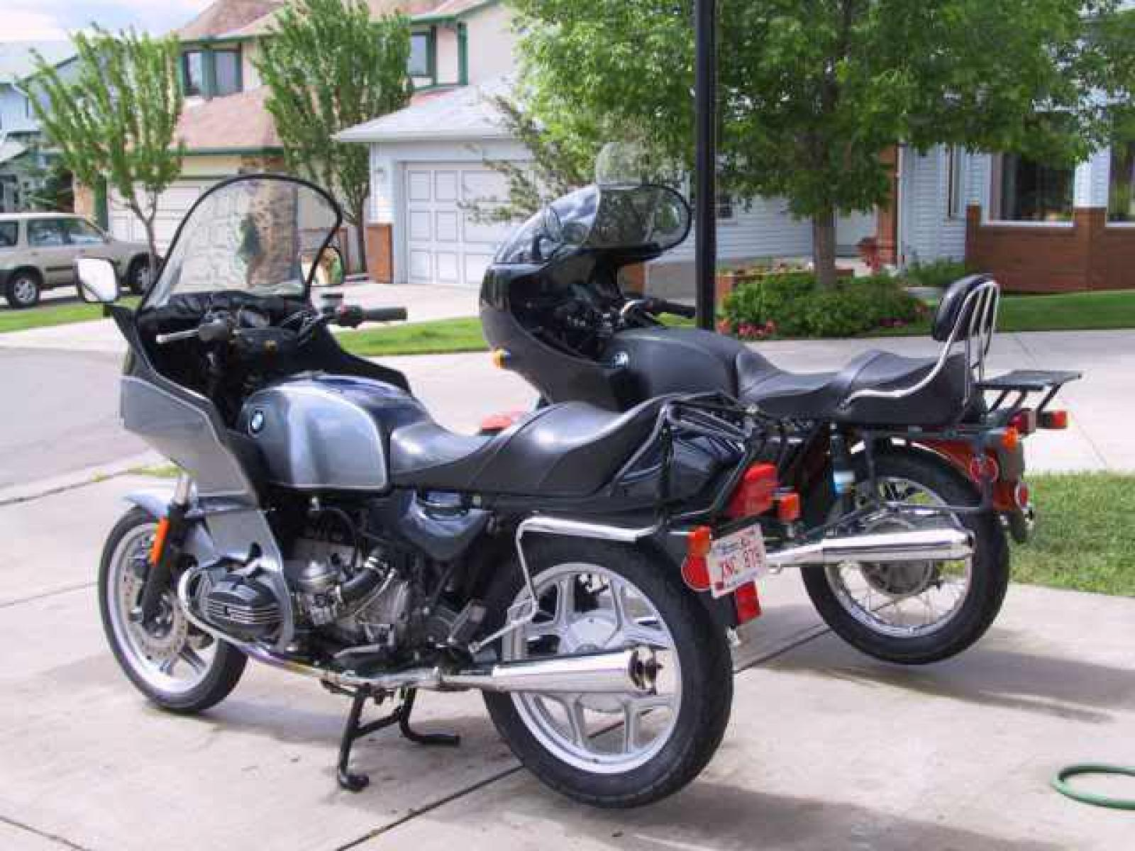 1995 bmw r100rt moto zombdrive com. Black Bedroom Furniture Sets. Home Design Ideas