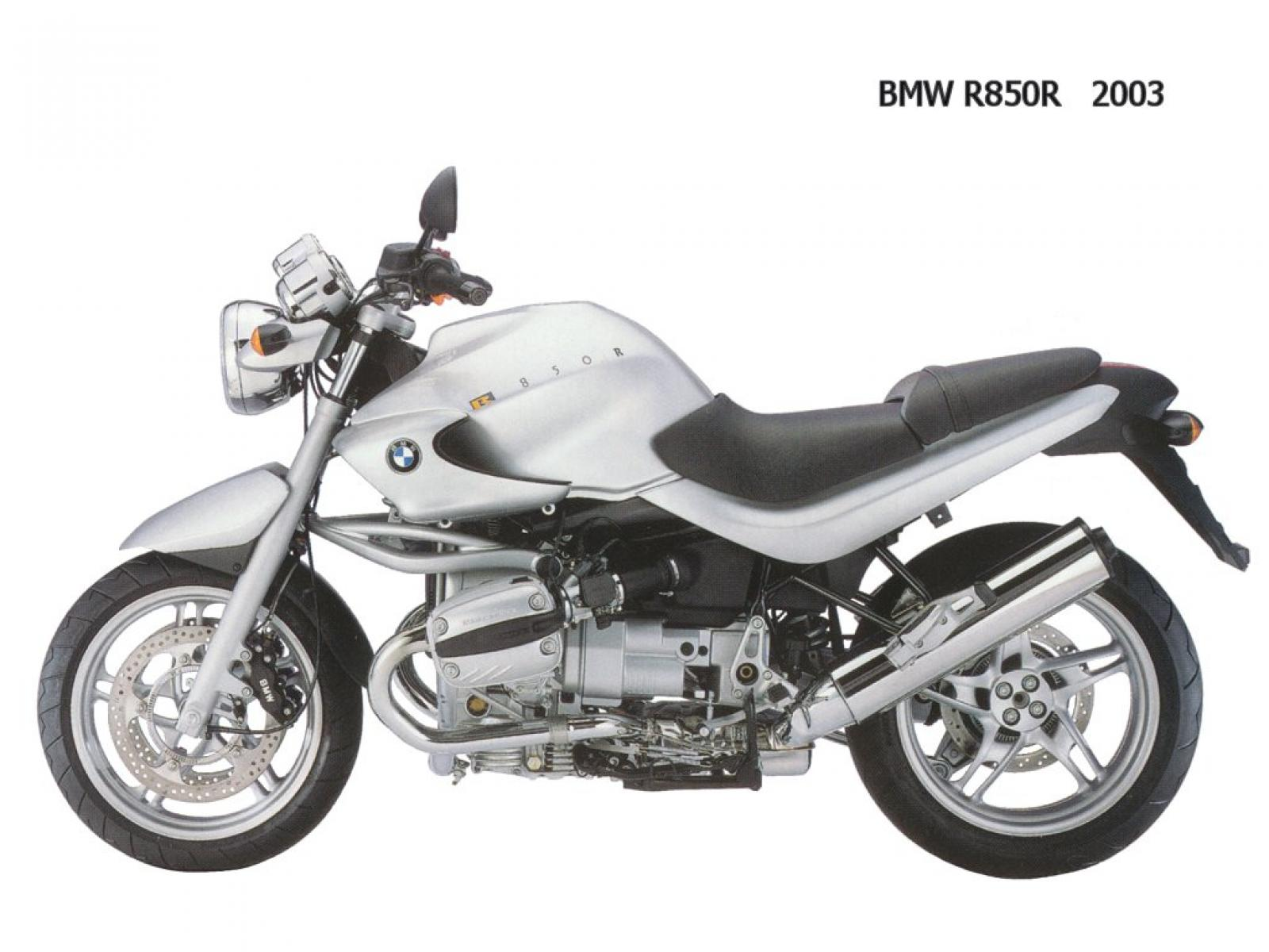 Bmw R850r Seat Height