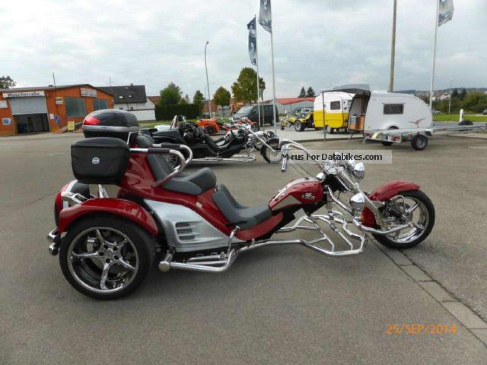2009 boom trikes v2 automatic moto zombdrive com. Black Bedroom Furniture Sets. Home Design Ideas