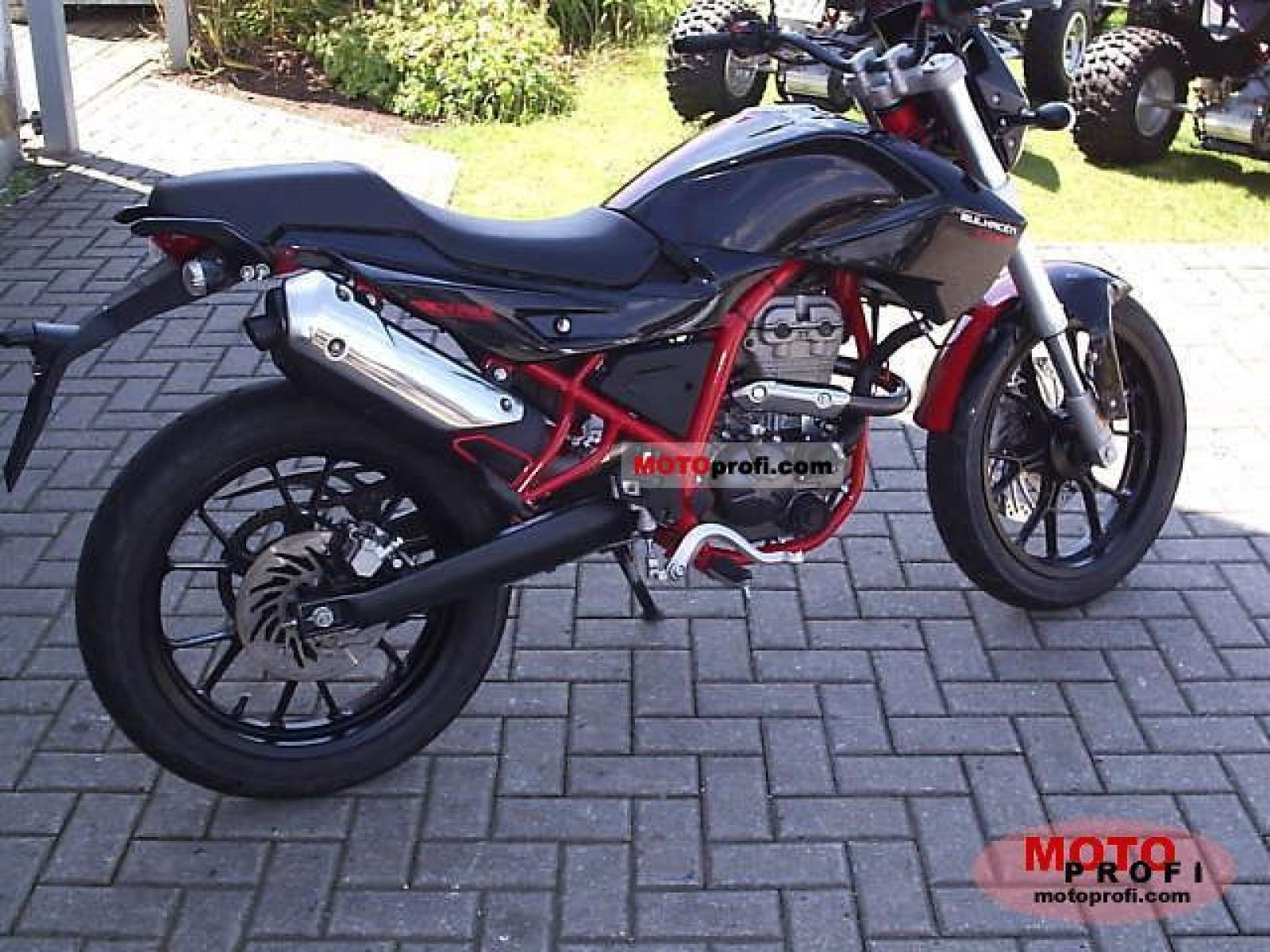 2009 Derbi Mulhacén Café 125 Specs Images And Pricing