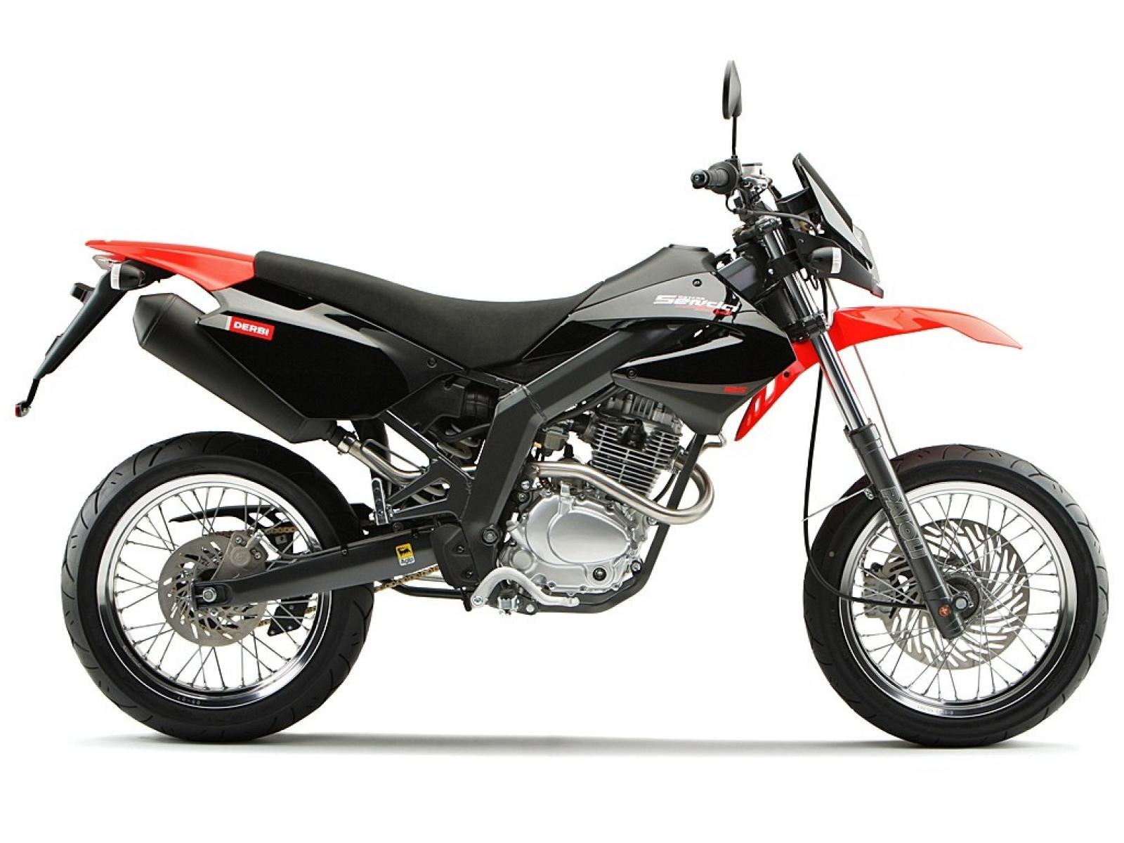 2009 derbi senda baja 125 sm moto zombdrive com. Black Bedroom Furniture Sets. Home Design Ideas