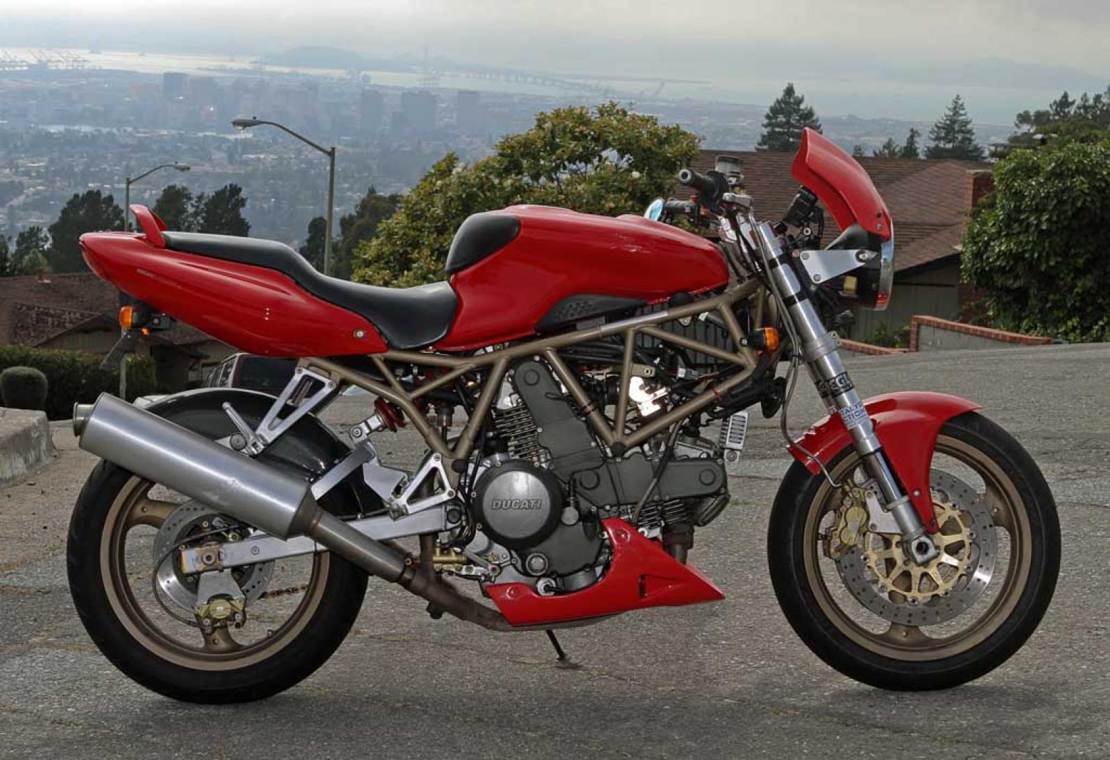 Ducati Ss Ie Review
