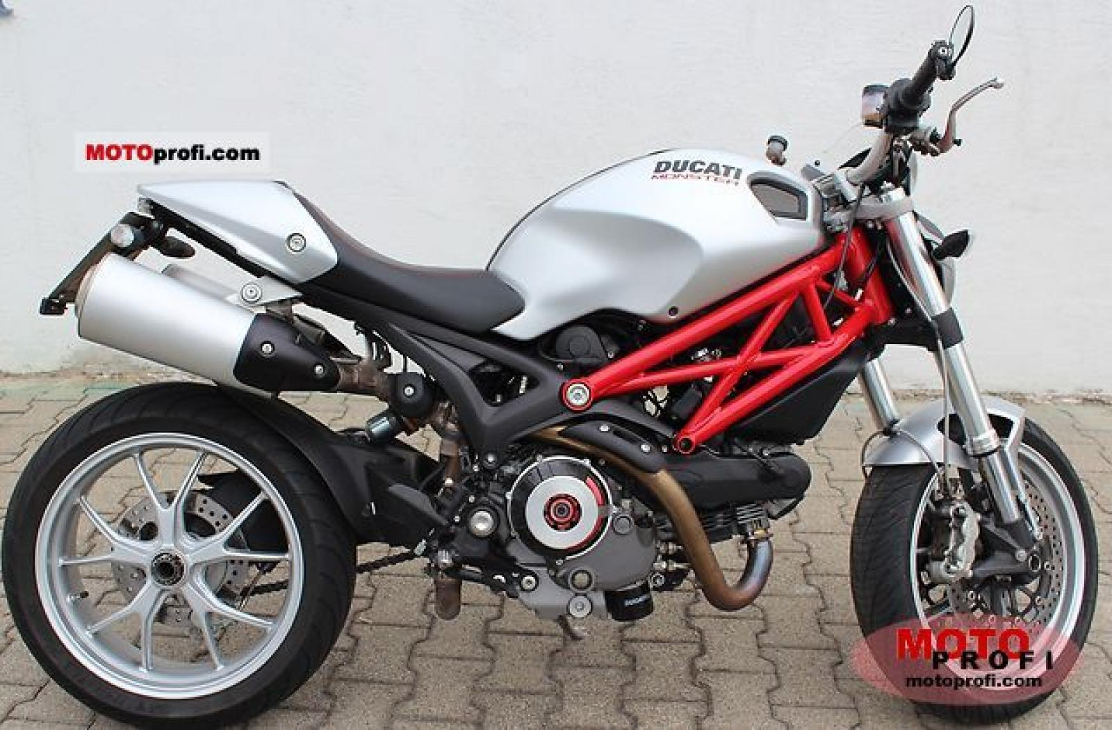 2009 ducati monster 1100 moto zombdrive com. Black Bedroom Furniture Sets. Home Design Ideas
