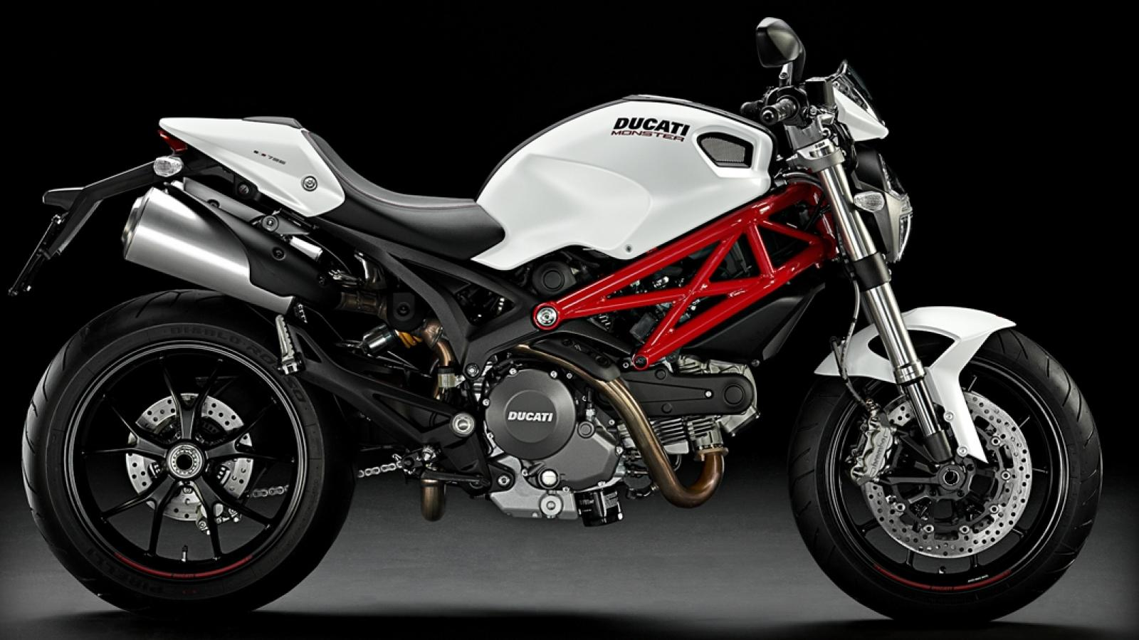 2013 ducati monster 696 20th anniversary moto zombdrive com. Black Bedroom Furniture Sets. Home Design Ideas