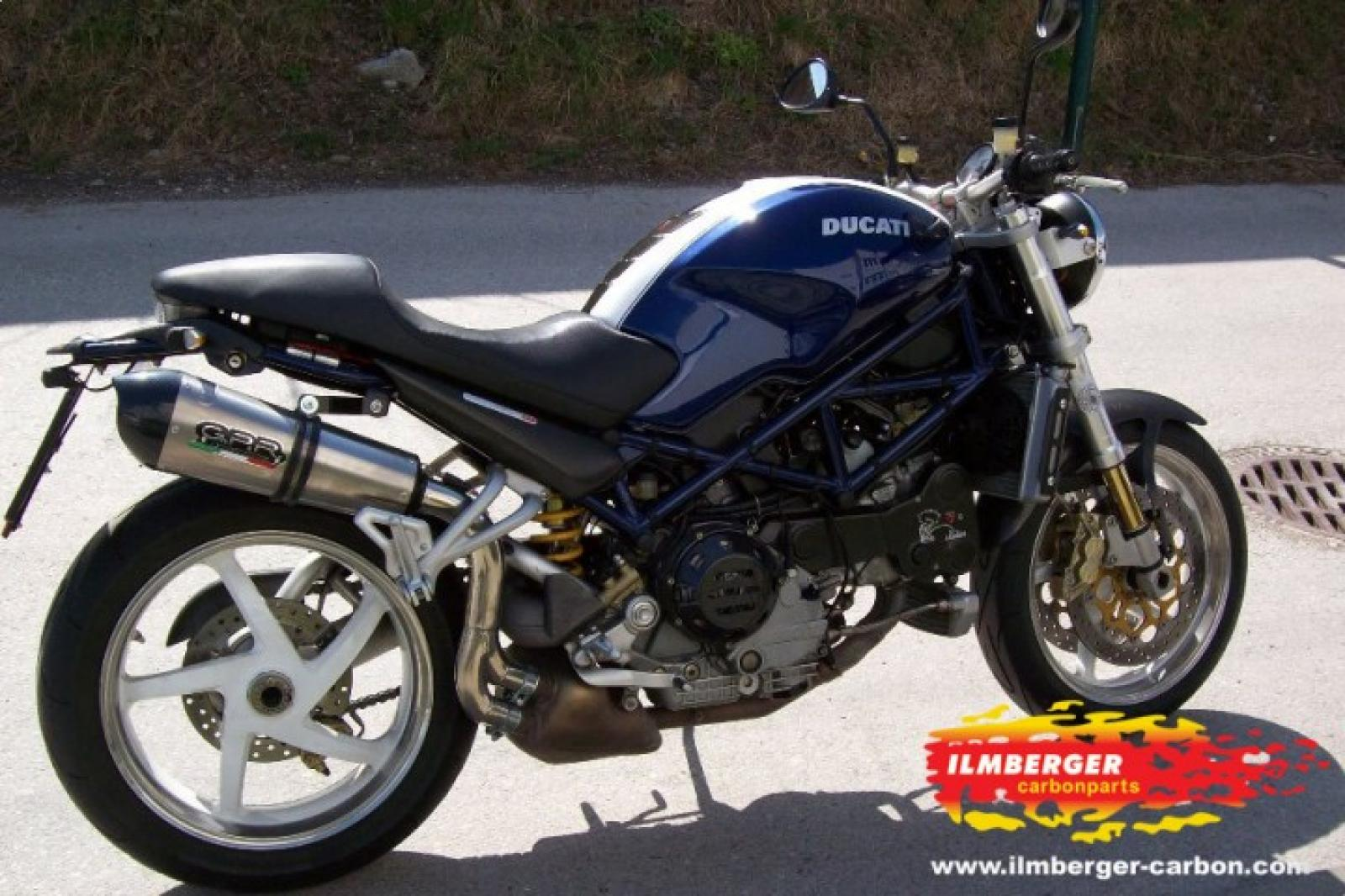 2003 Ducati Monster S4R: pics, specs and information