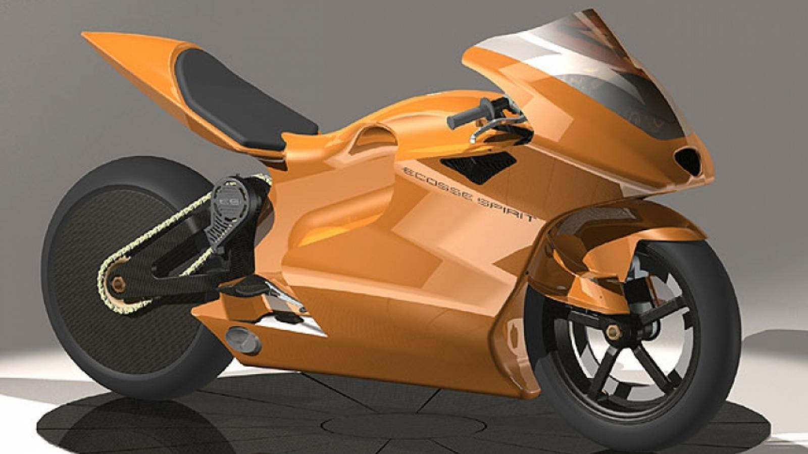 The most expensive motorcycle: Ecosse Spirit ES1