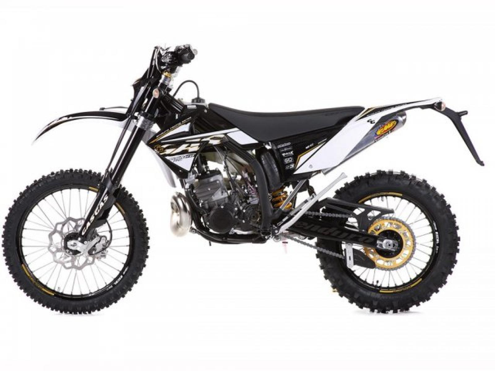 2010 GAS GAS EC 125 2T Racing specifications and pictures