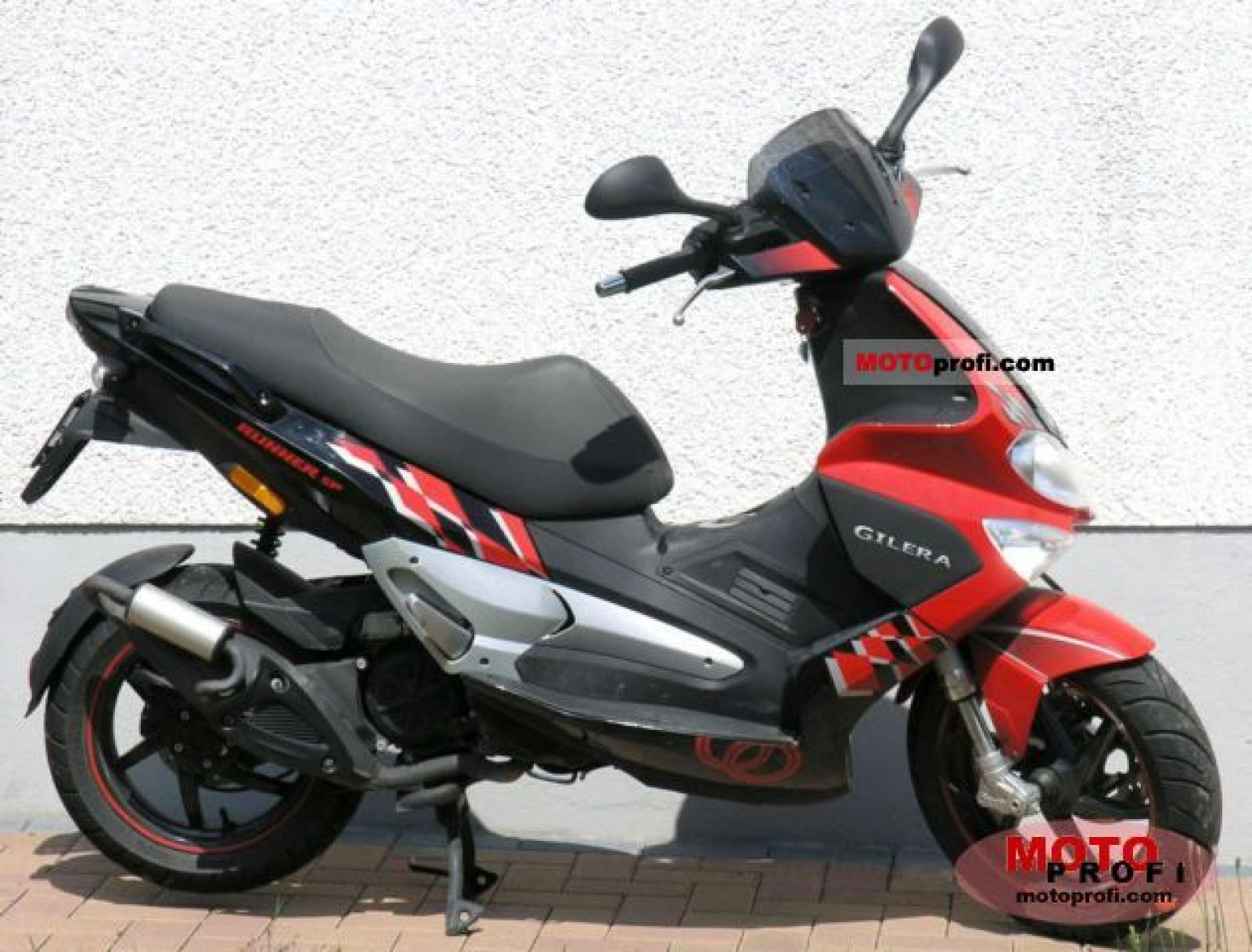 2006 gilera runner sp 50 moto zombdrive com. Black Bedroom Furniture Sets. Home Design Ideas