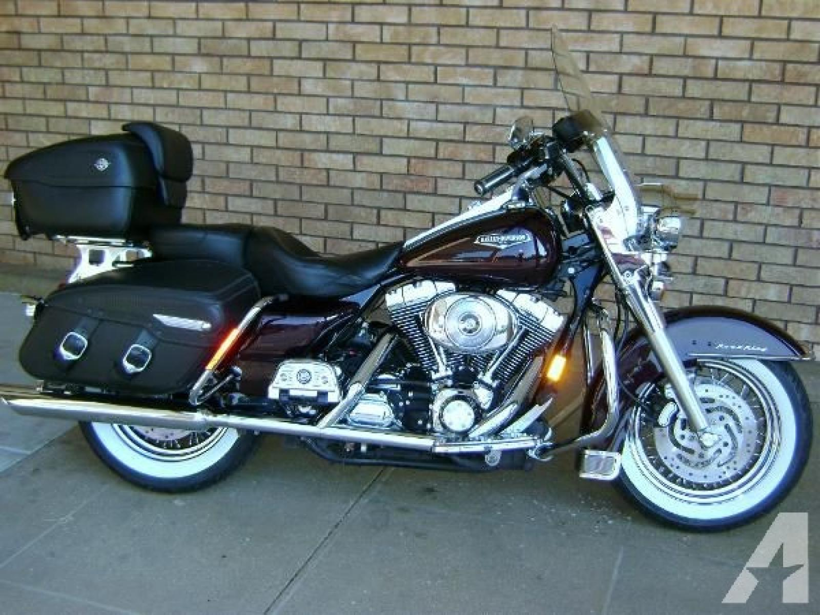 2006 harley davidson flhrci road king classic moto. Black Bedroom Furniture Sets. Home Design Ideas