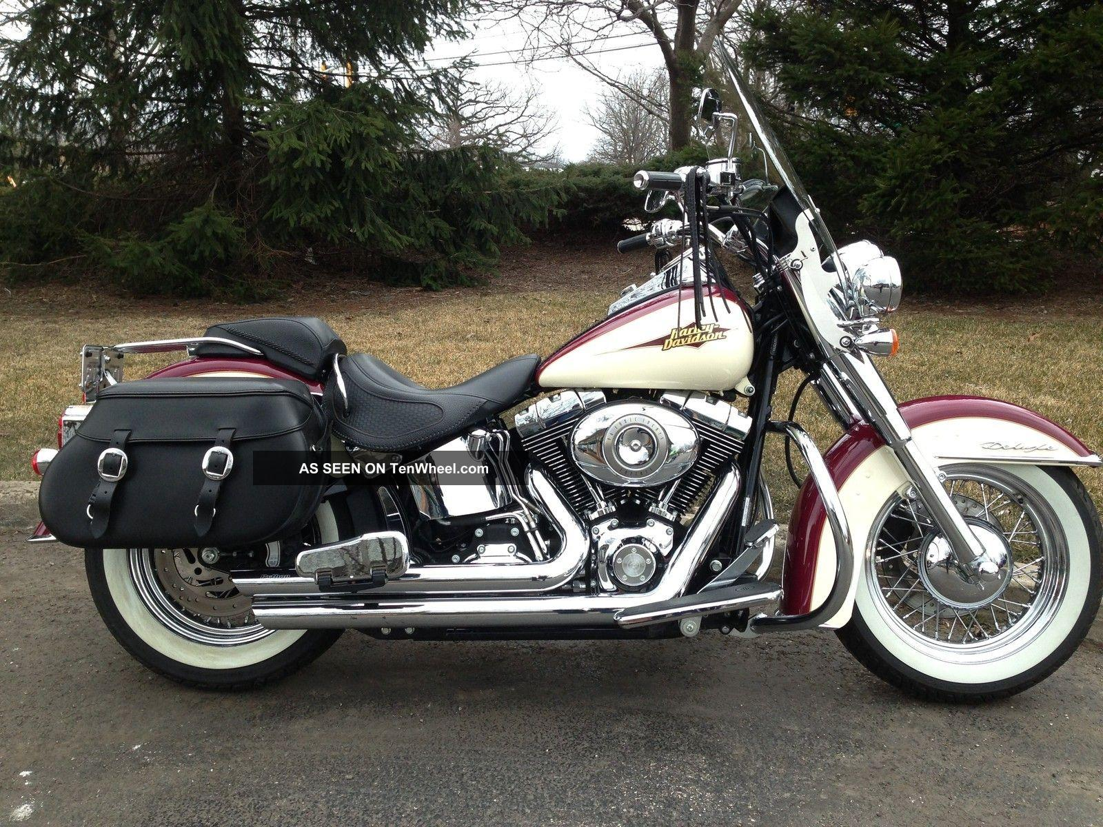 Harley Davidson Heritage Softail Review