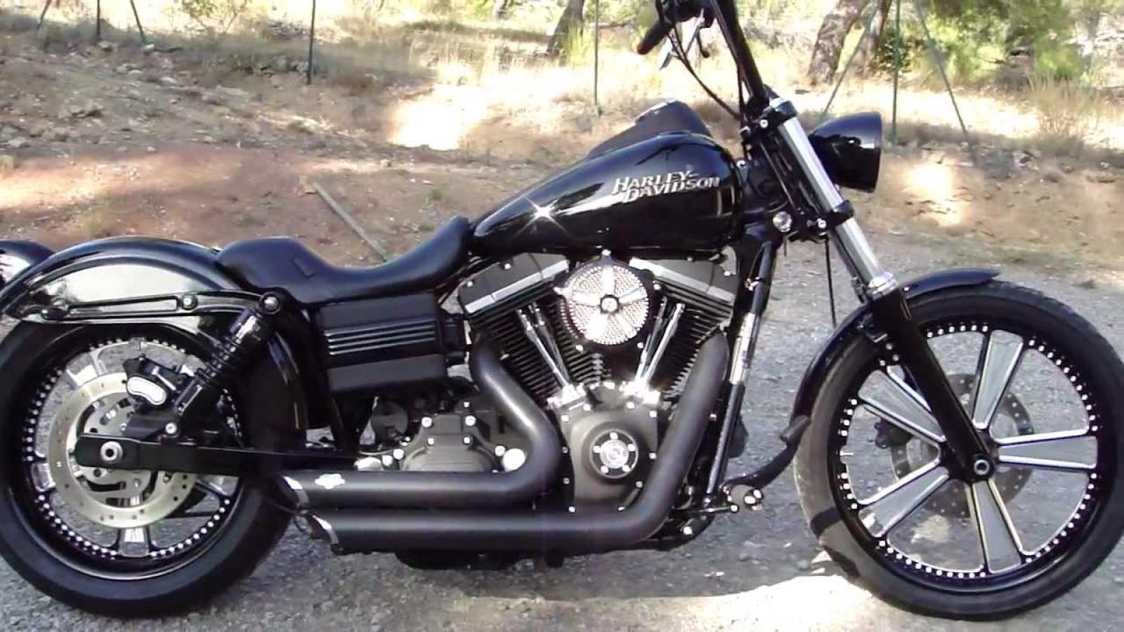 2008 harley davidson fxdb dyna street bob moto zombdrive com. Black Bedroom Furniture Sets. Home Design Ideas