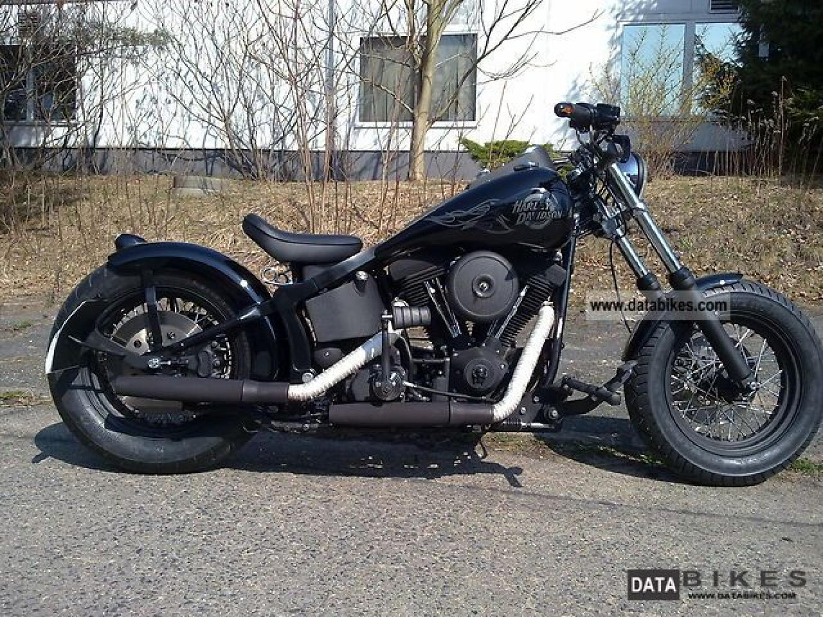 2004 harley davidson fxstbi softail night train moto zombdrive com. Black Bedroom Furniture Sets. Home Design Ideas