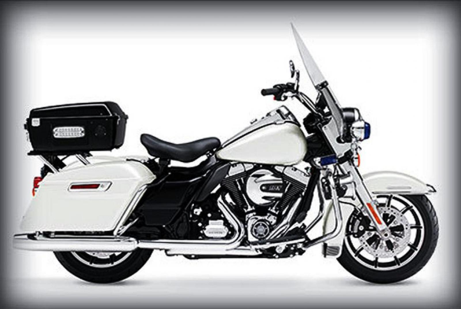 Harley Davidson Road King Police For Sale