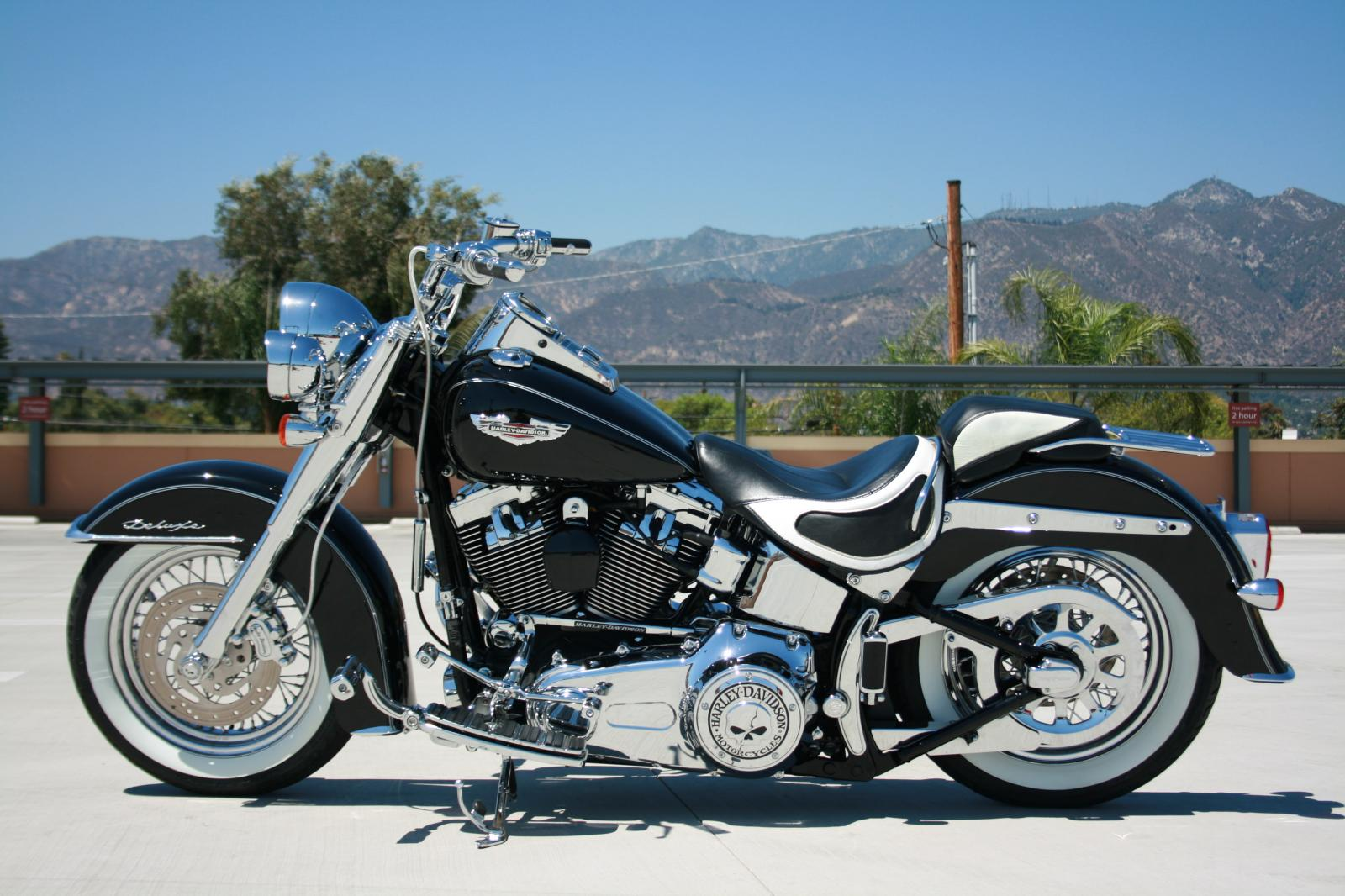 2014 harley davidson softail deluxe moto zombdrive com. Black Bedroom Furniture Sets. Home Design Ideas
