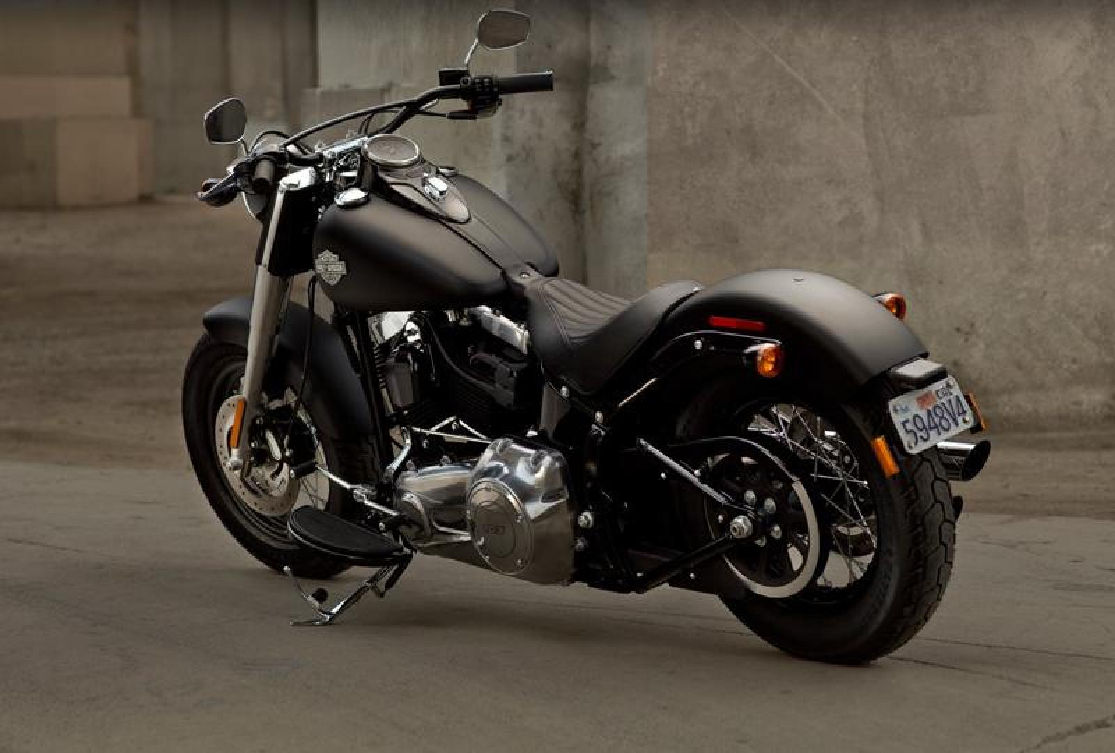2013 harley davidson softail slim moto zombdrive com. Black Bedroom Furniture Sets. Home Design Ideas