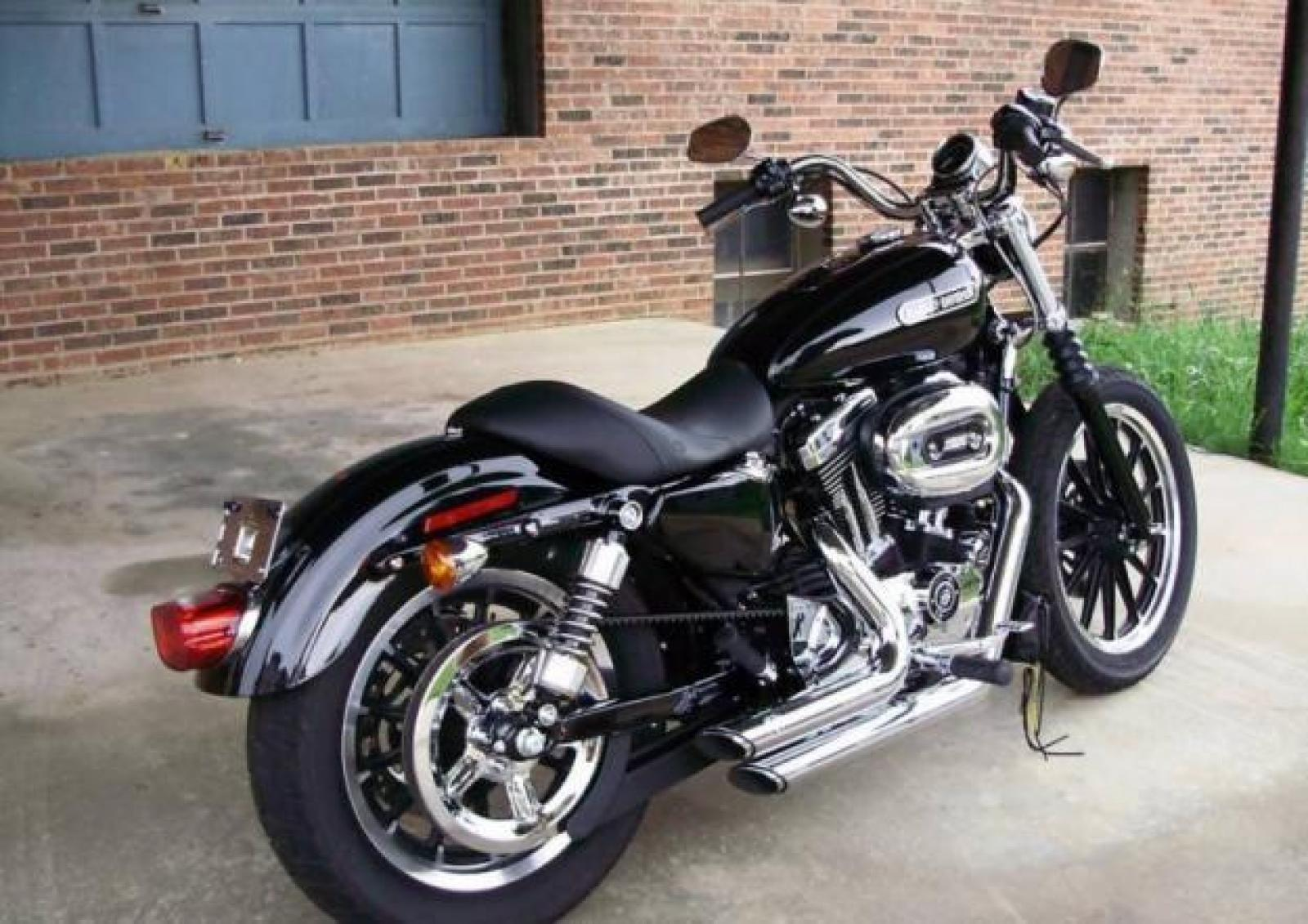 2006 harley davidson xl1200l sportster 1200 low moto zombdrive com. Black Bedroom Furniture Sets. Home Design Ideas