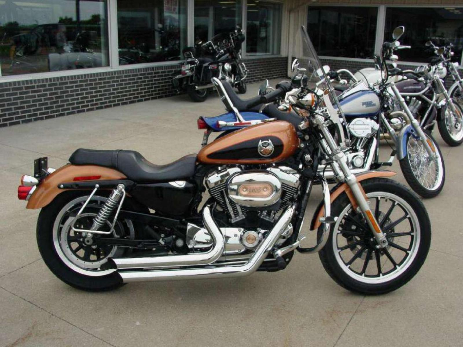 2008 harley davidson xl1200l sportster 1200 low moto zombdrive com. Black Bedroom Furniture Sets. Home Design Ideas