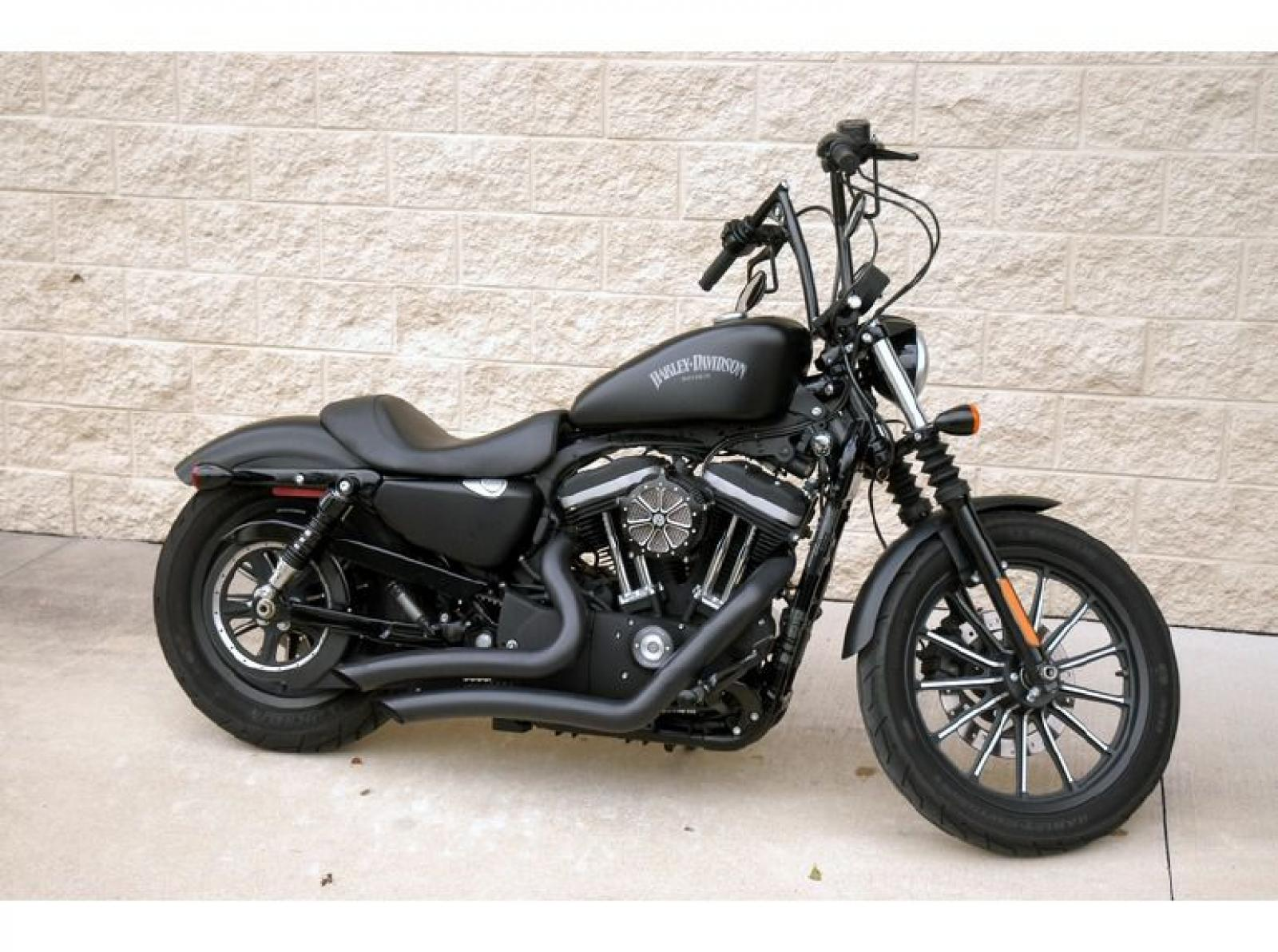 2012 harley davidson xl883n sportster iron 883 moto zombdrive com. Black Bedroom Furniture Sets. Home Design Ideas