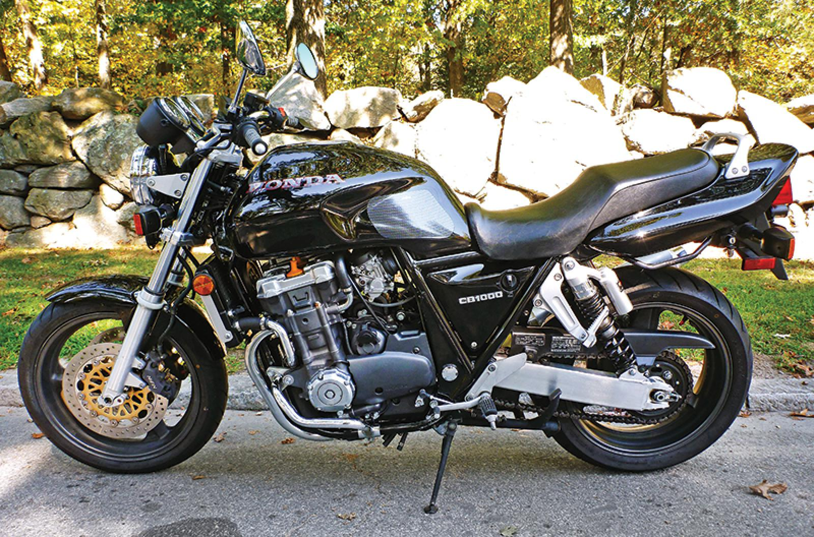 1993 honda cb1000 big 1 moto zombdrive com. Black Bedroom Furniture Sets. Home Design Ideas