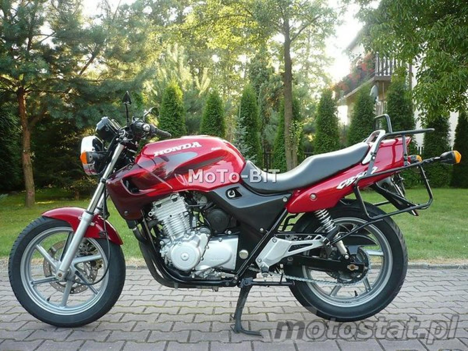Review of Honda CB 500 1998: pictures, live photos