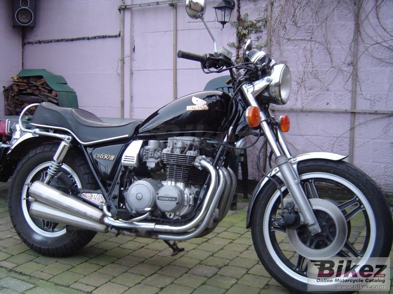 Picture credits yamaha click to submit more pictures - Honda Cb650 Reduced Effect Gallery