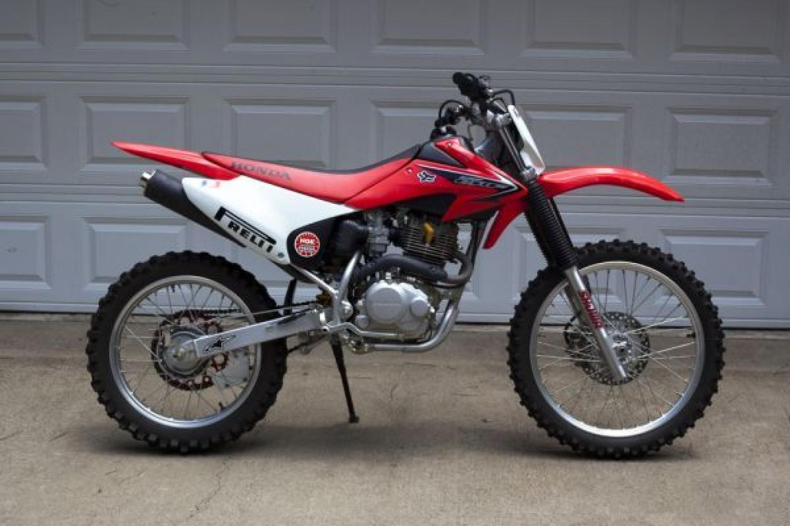 Amazing 2008 Honda Crf230F Moto Zombdrive Com Gmtry Best Dining Table And Chair Ideas Images Gmtryco