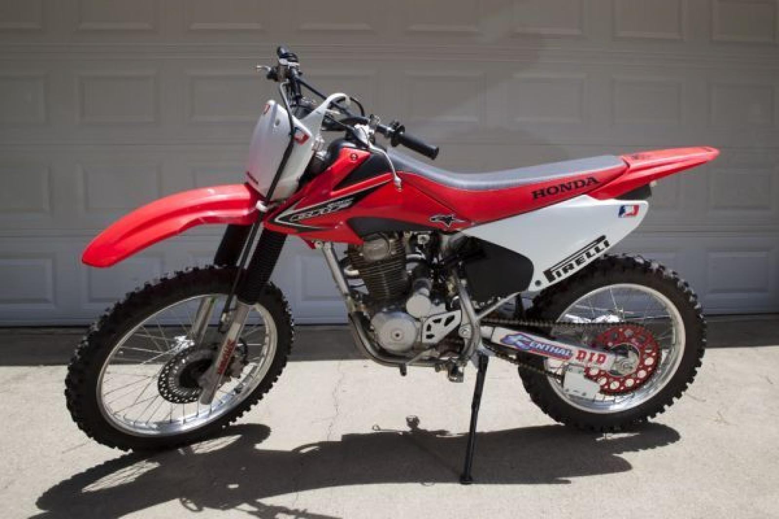 Strange 2008 Honda Crf230F Moto Zombdrive Com Gmtry Best Dining Table And Chair Ideas Images Gmtryco