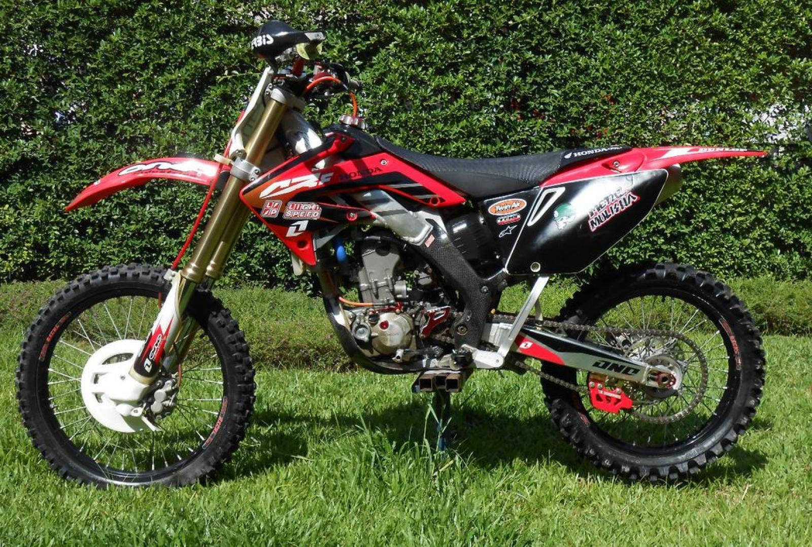 Tremendous 2006 Honda Crf250X Moto Zombdrive Com Gmtry Best Dining Table And Chair Ideas Images Gmtryco