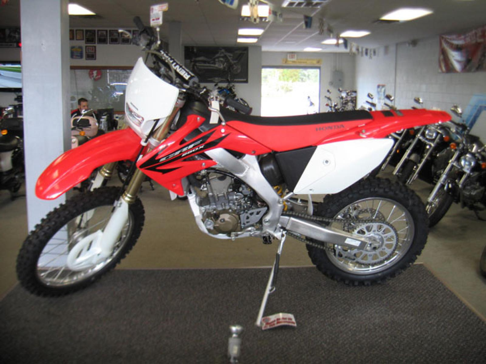 Pleasing 2006 Honda Crf250X Moto Zombdrive Com Gmtry Best Dining Table And Chair Ideas Images Gmtryco