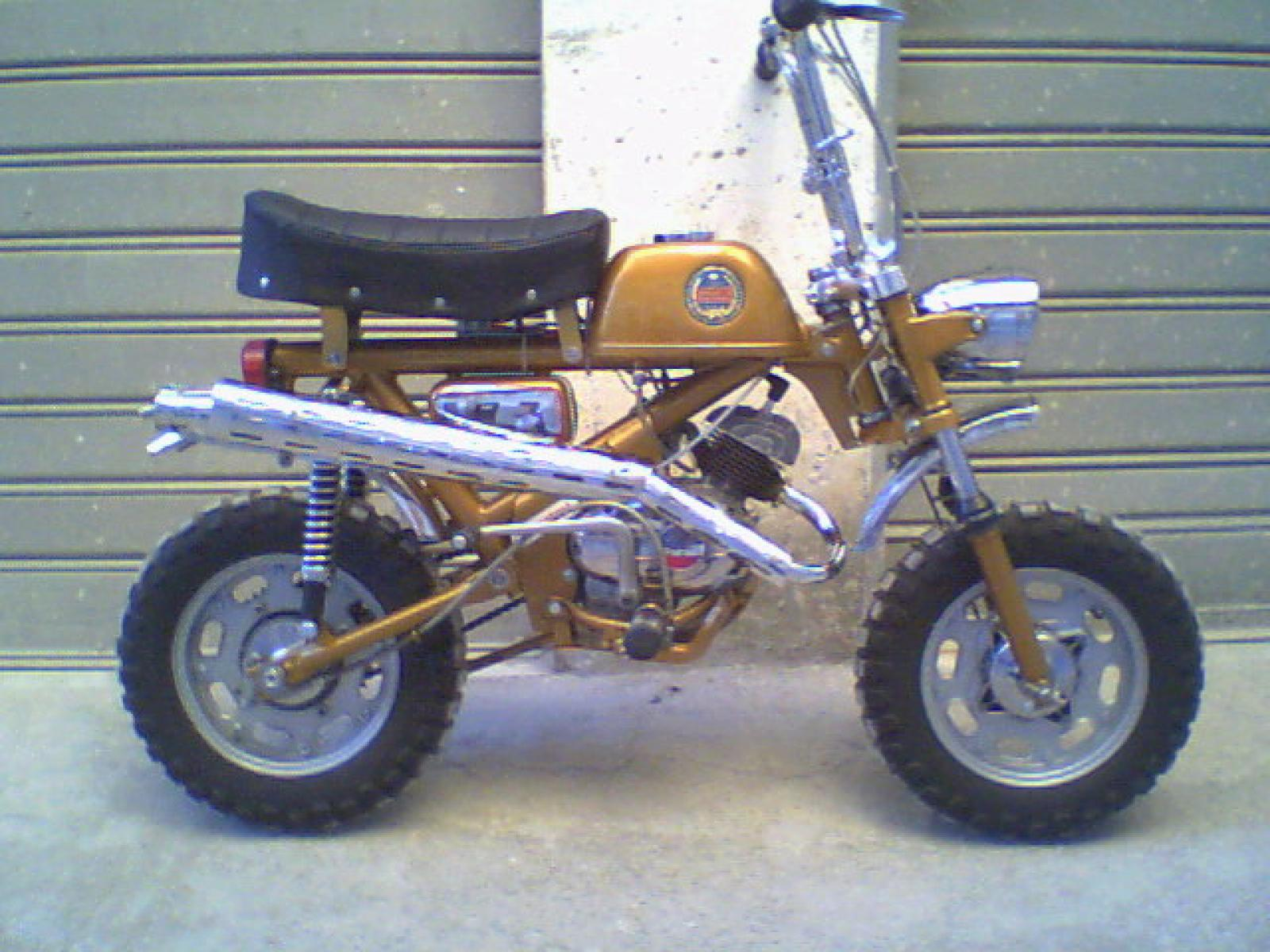 honda cross minibike moto zombdrive com. Black Bedroom Furniture Sets. Home Design Ideas