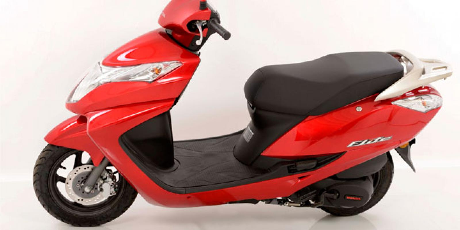 moto scooter elite honda