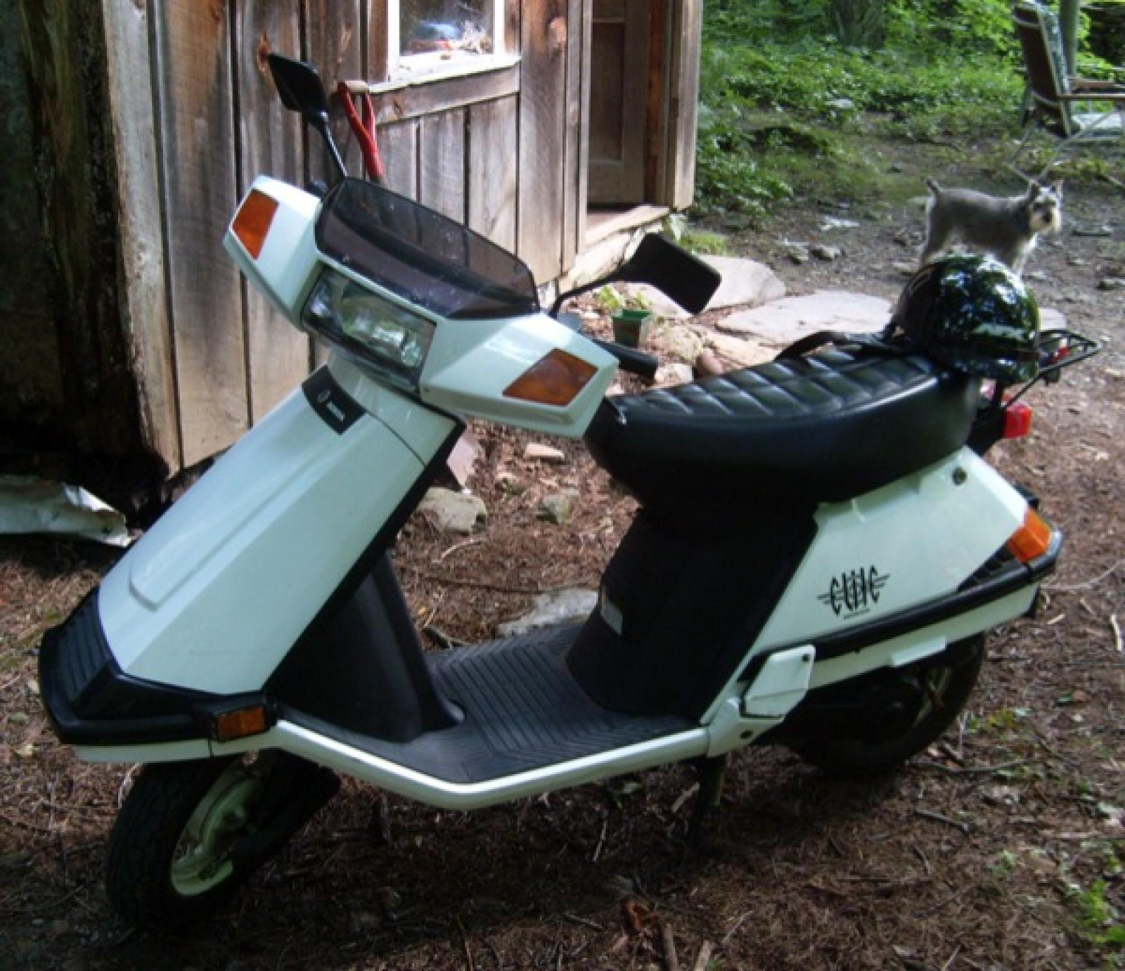 800 1024 1280 1600 origin Honda Elite 80 ...