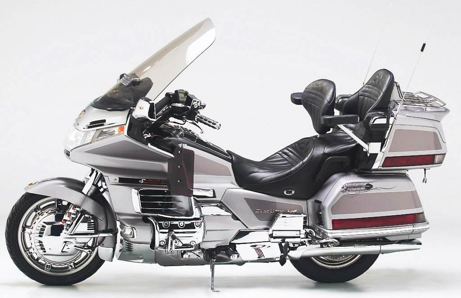 1997 honda gl1500 gold wing se moto zombdrive com. Black Bedroom Furniture Sets. Home Design Ideas