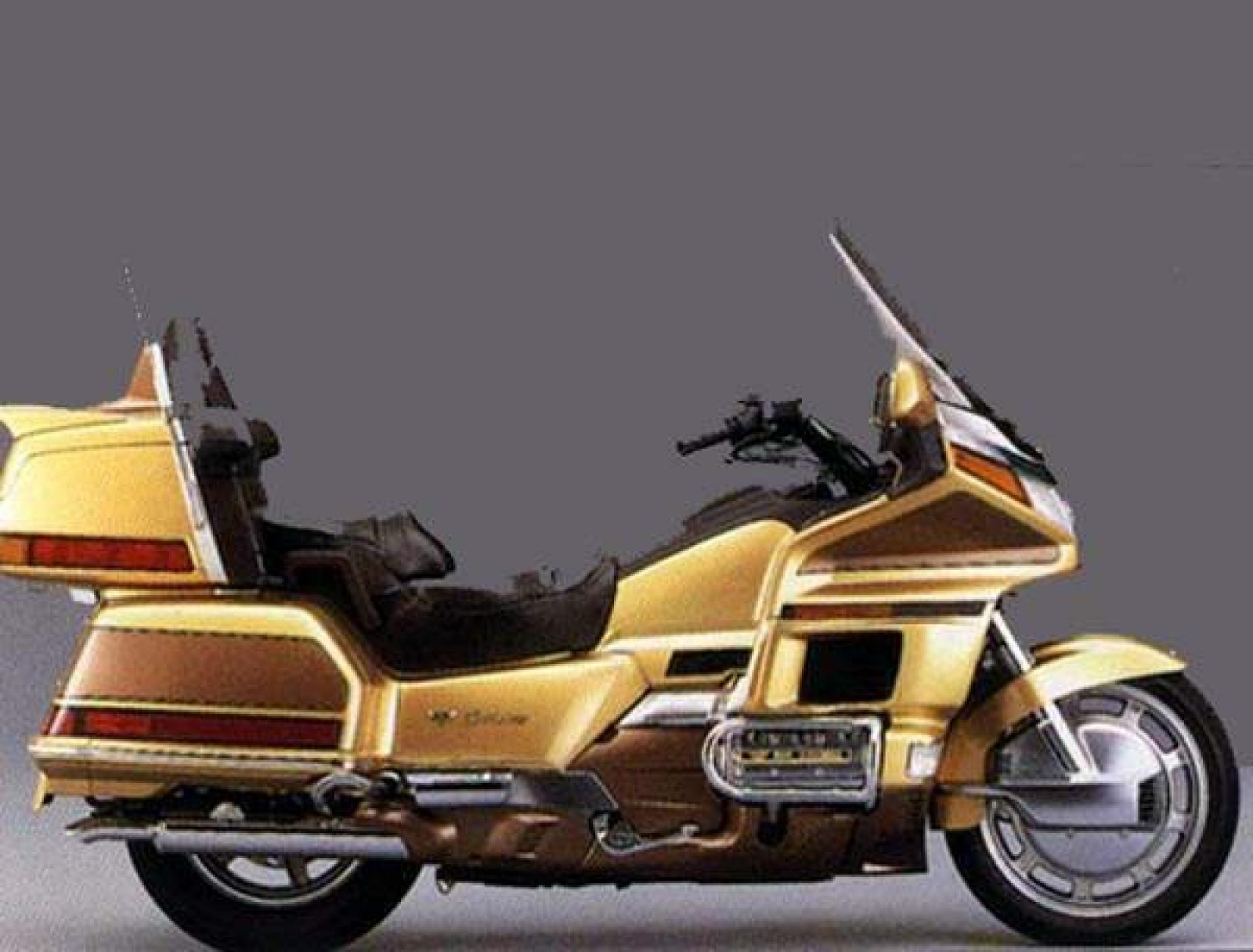 800 1024 1280 1600 origin Honda GL1500/6 Gold Wing ...
