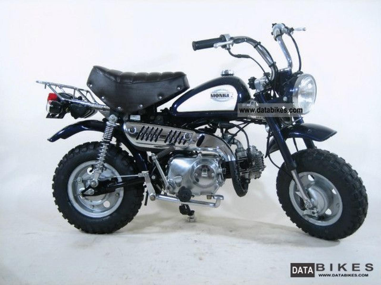 2002 honda monkey 50 moto zombdrive com. Black Bedroom Furniture Sets. Home Design Ideas