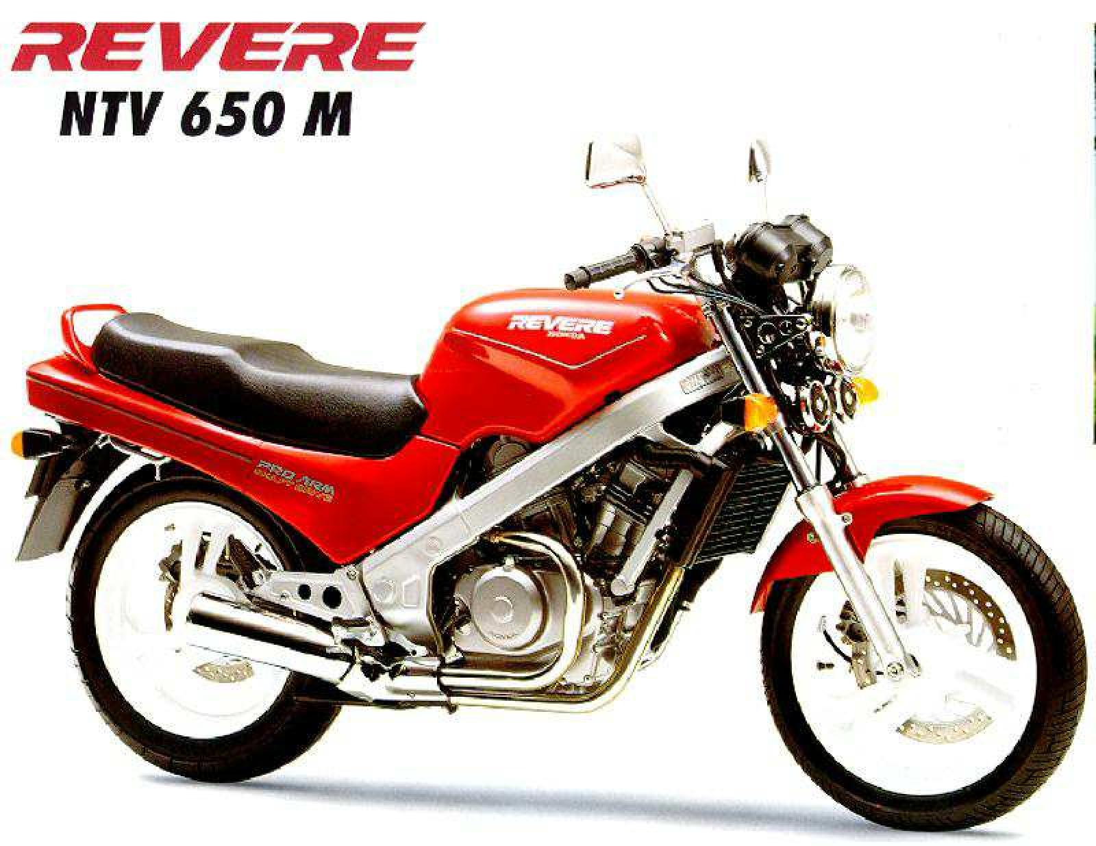 Honda Bros 650 (NTV600/650 Revere, NT650 Hawk GT): review ...