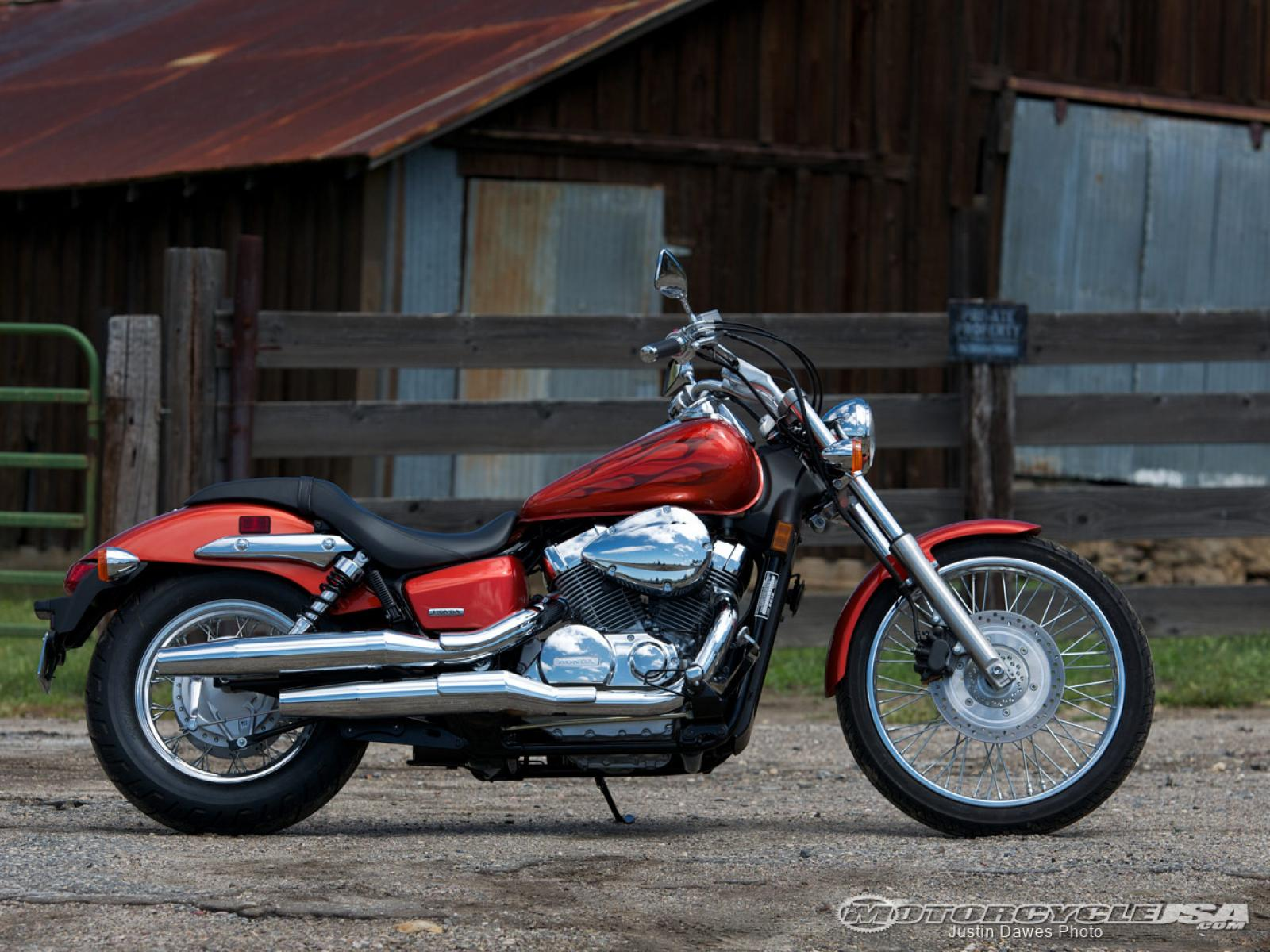 дуги безопасности Honda Shadow #11