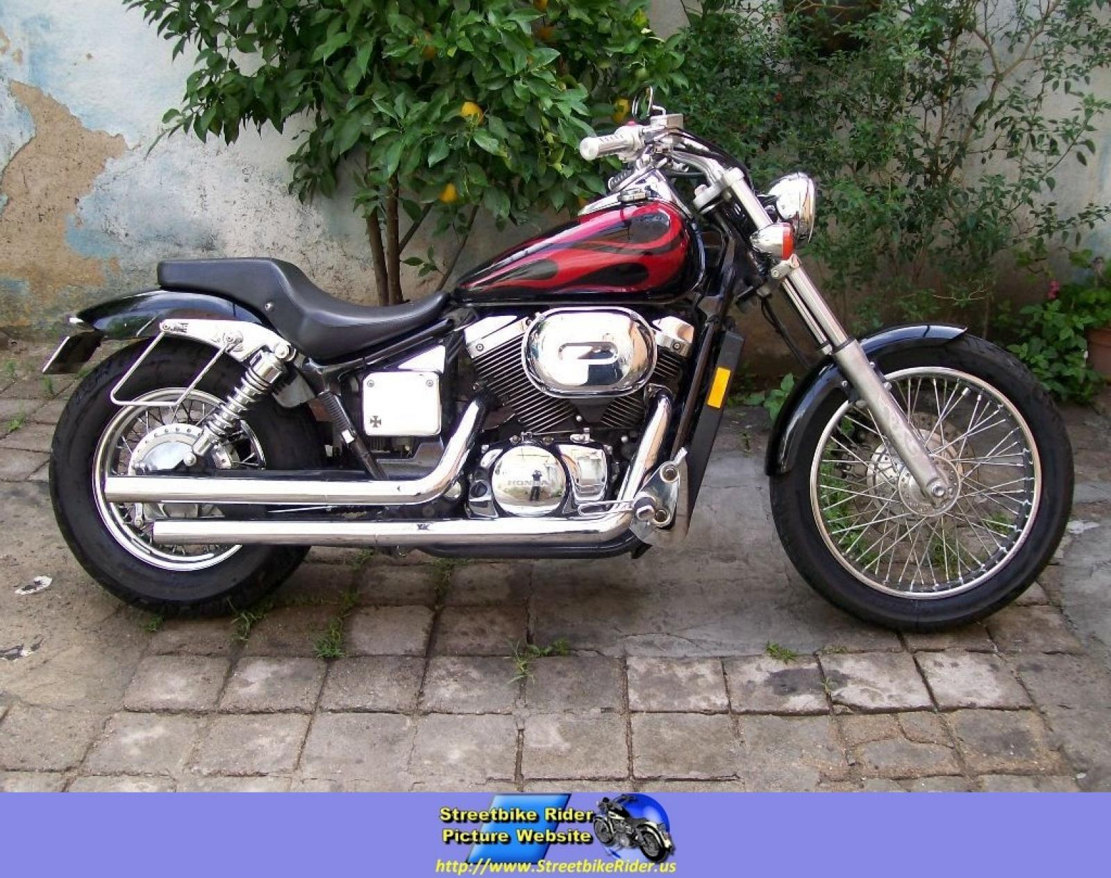 Honda Shadow Spirit 750 2005 #1 800 1024 1280 1600 Origin