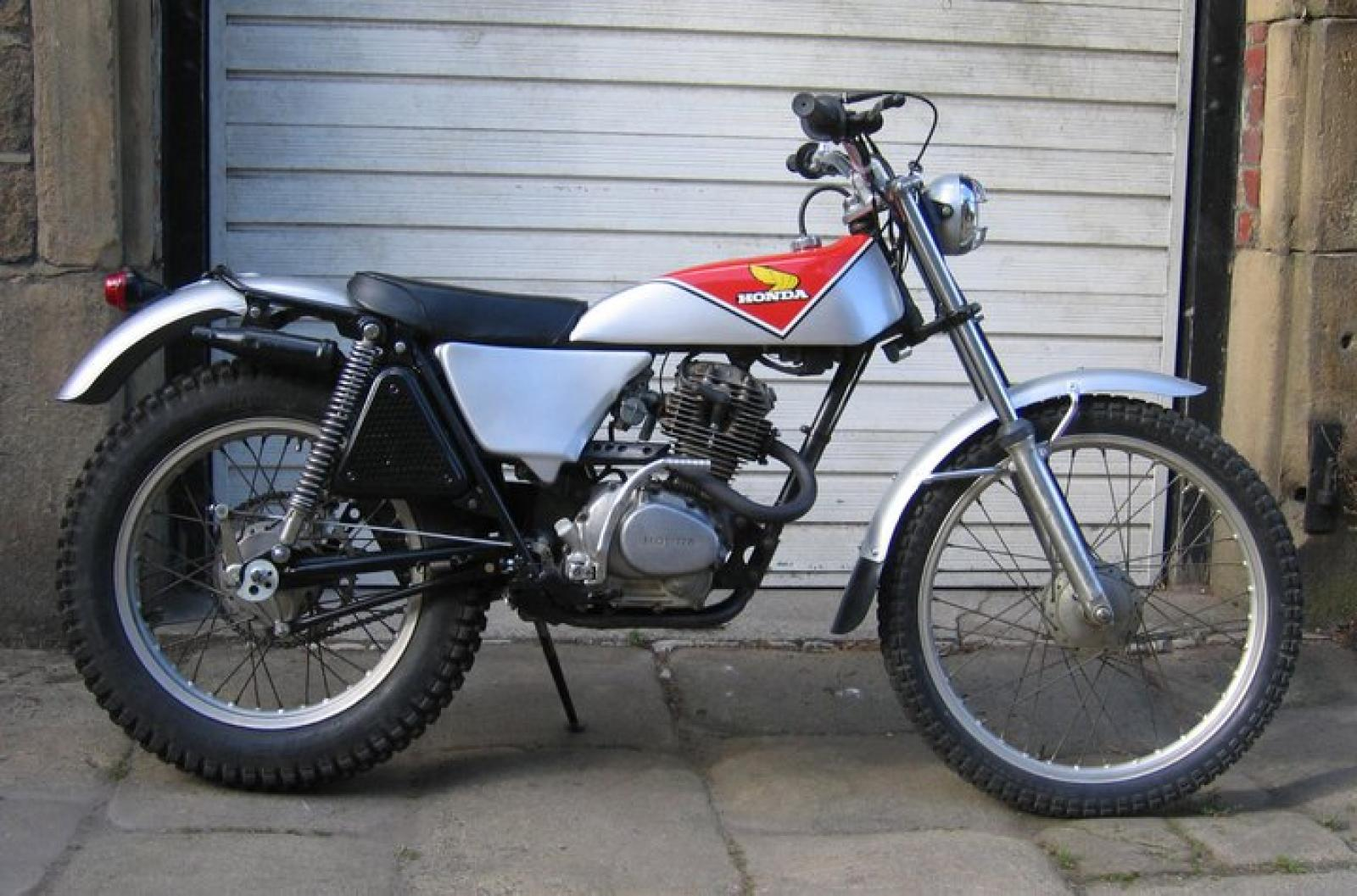 Honda Tl125 Ihatovo 1970 125 Dirt Bike 800 1024 1280 1600 Origin