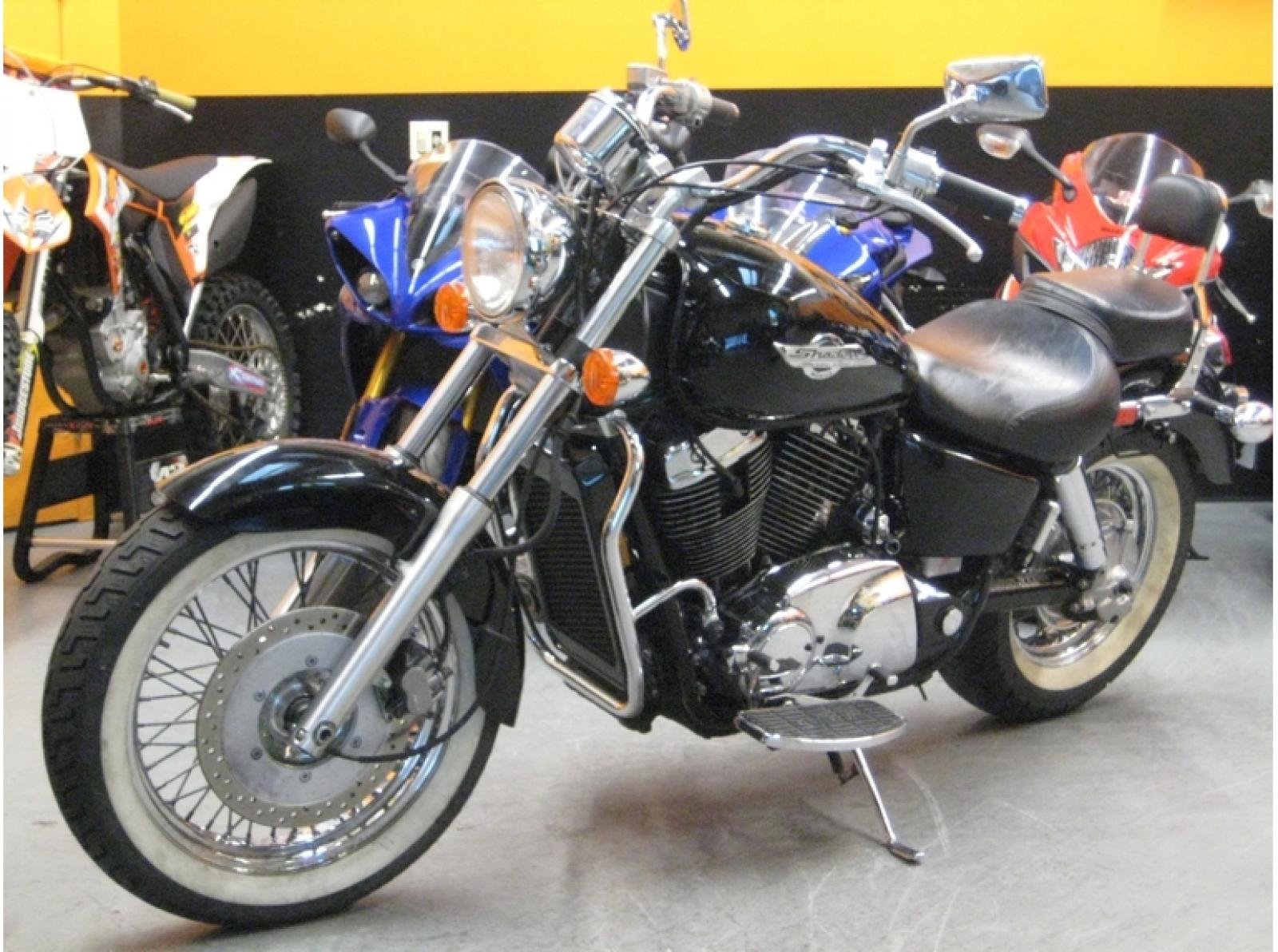 дуги безопасности Honda Shadow #8