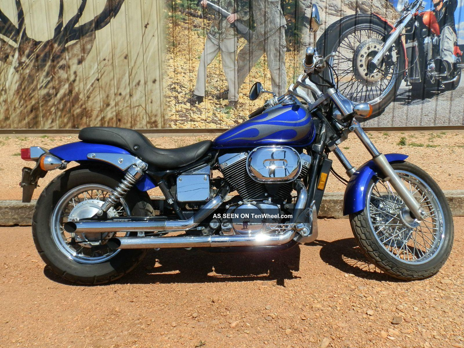2006 Honda Shadow ® Spirit 750 Reviews, Prices, and Specs