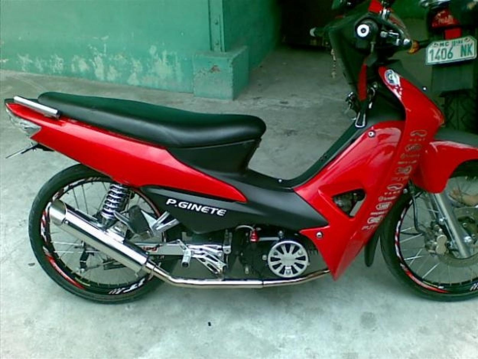 Download Koleksi 59 Modifikasi Motor Honda Wave 100 Terkeren
