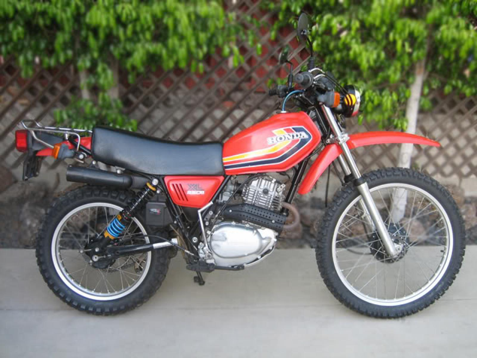 800 1024 1280 1600 origin Honda XL250S ...